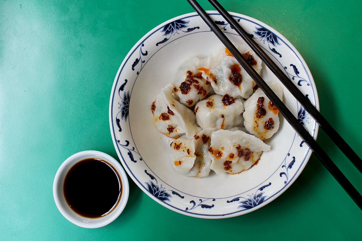Best restaurants in Chinatown London: Jen Cafe