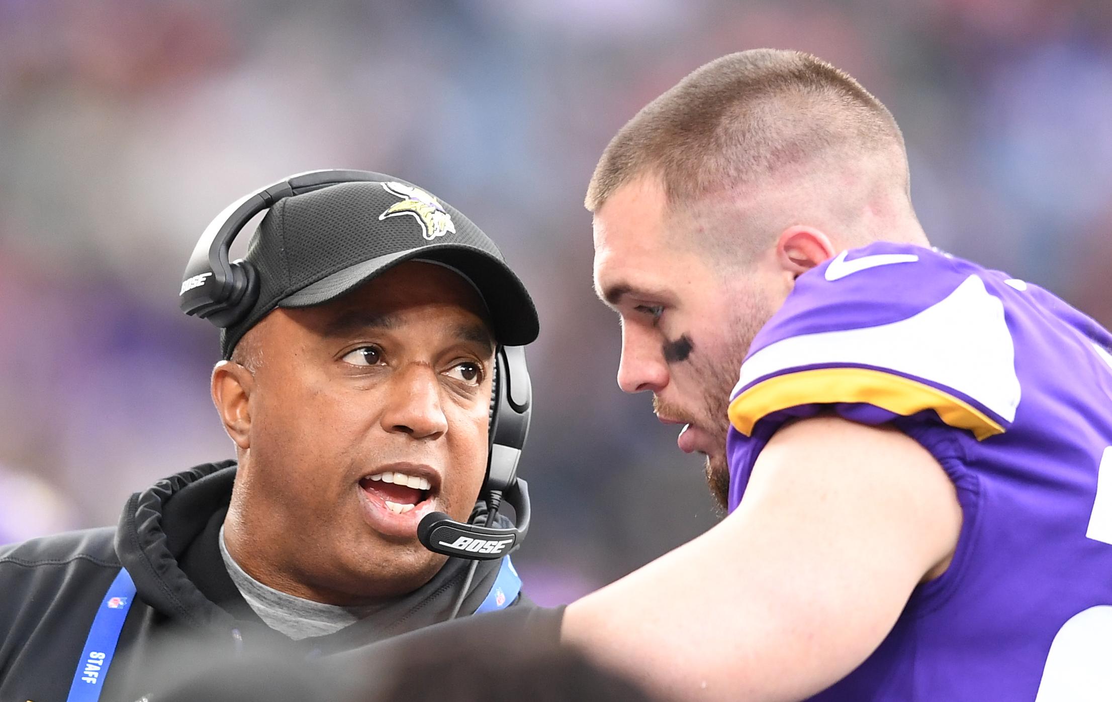 2017 NFL International Series Vikings v Browns Oct 29th