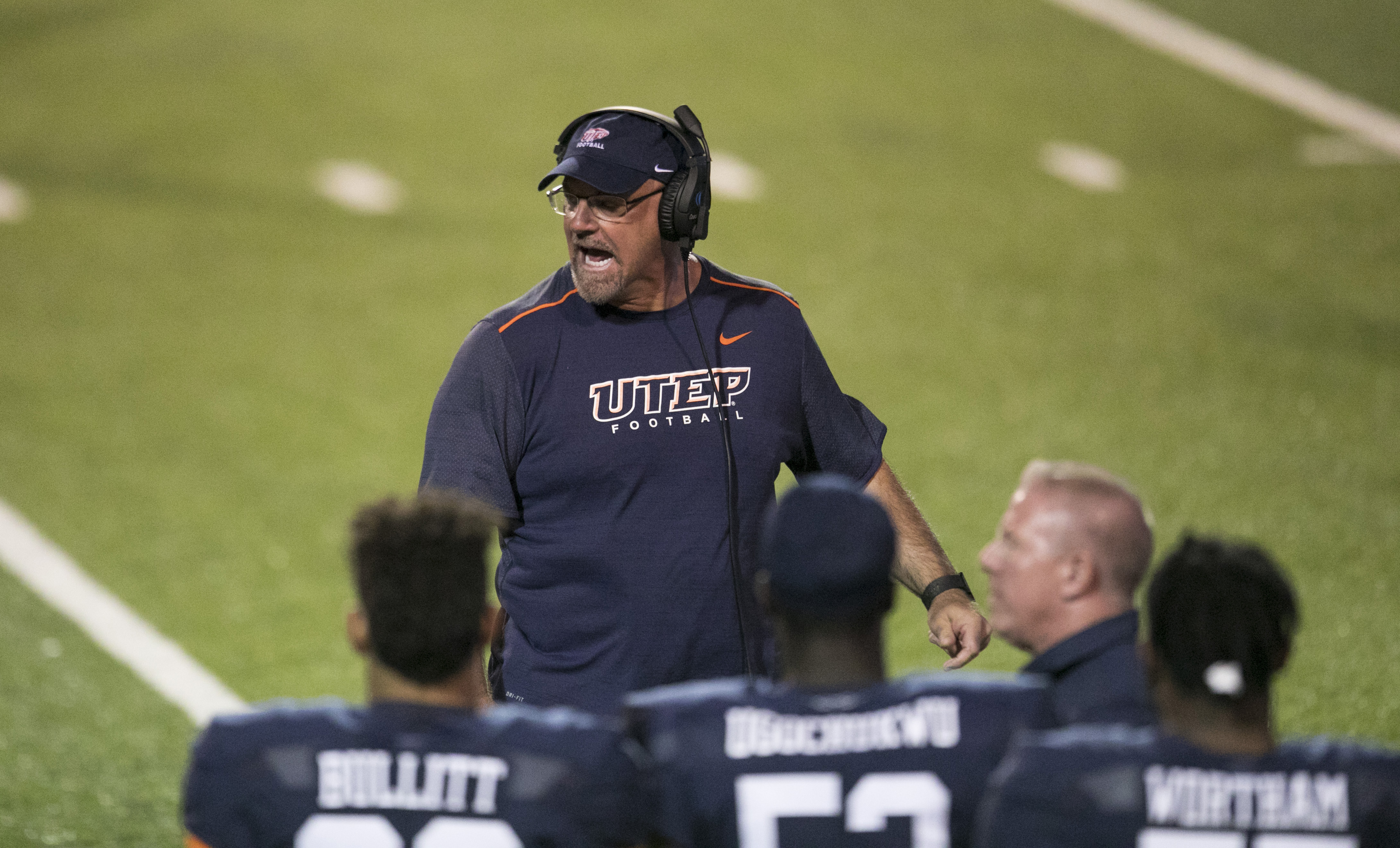NCAA Football: Arizona at Texas El Paso