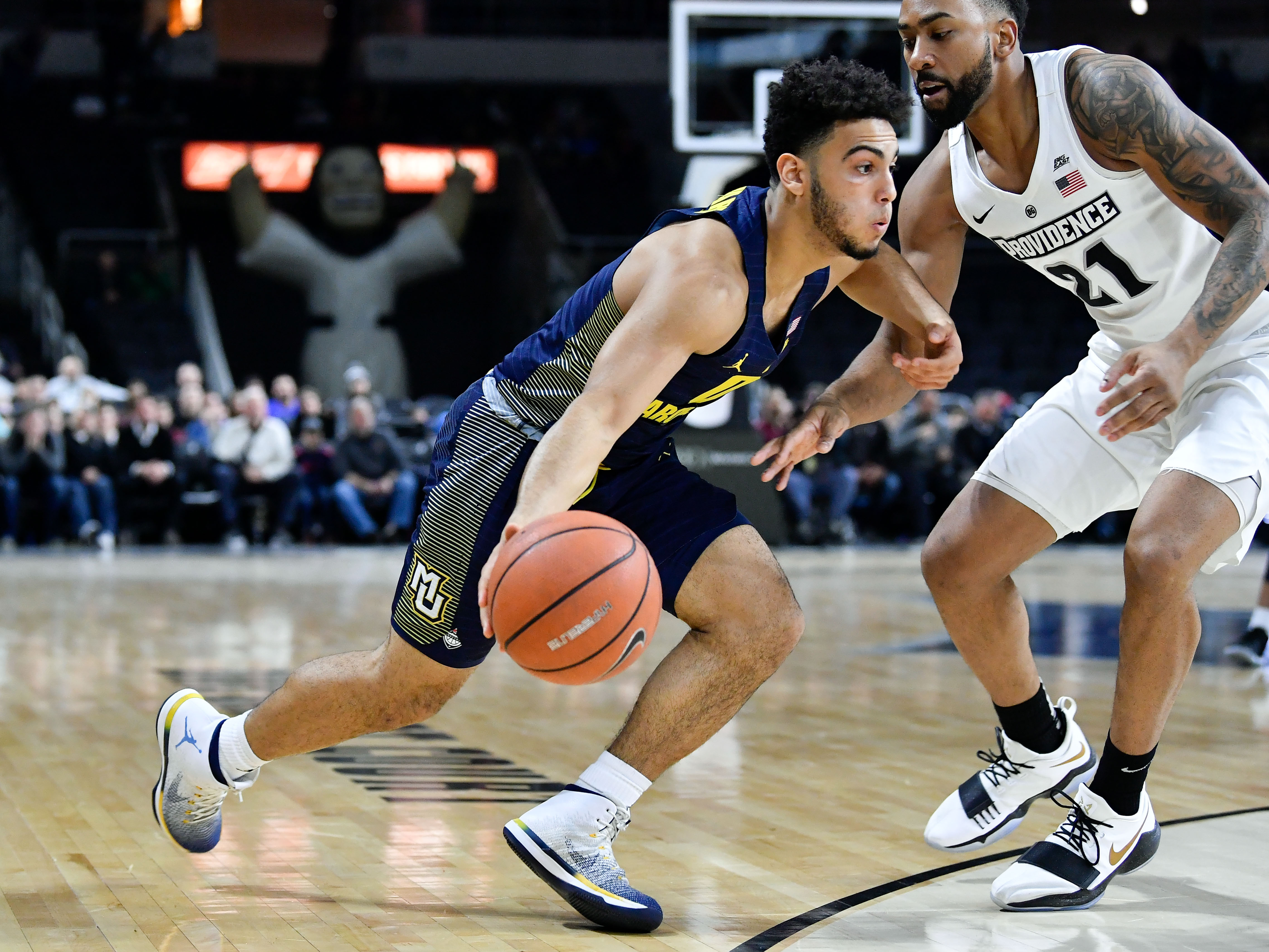 Marquette's Markus Howard proves he's one of college basketball's special shooters with 52-point game