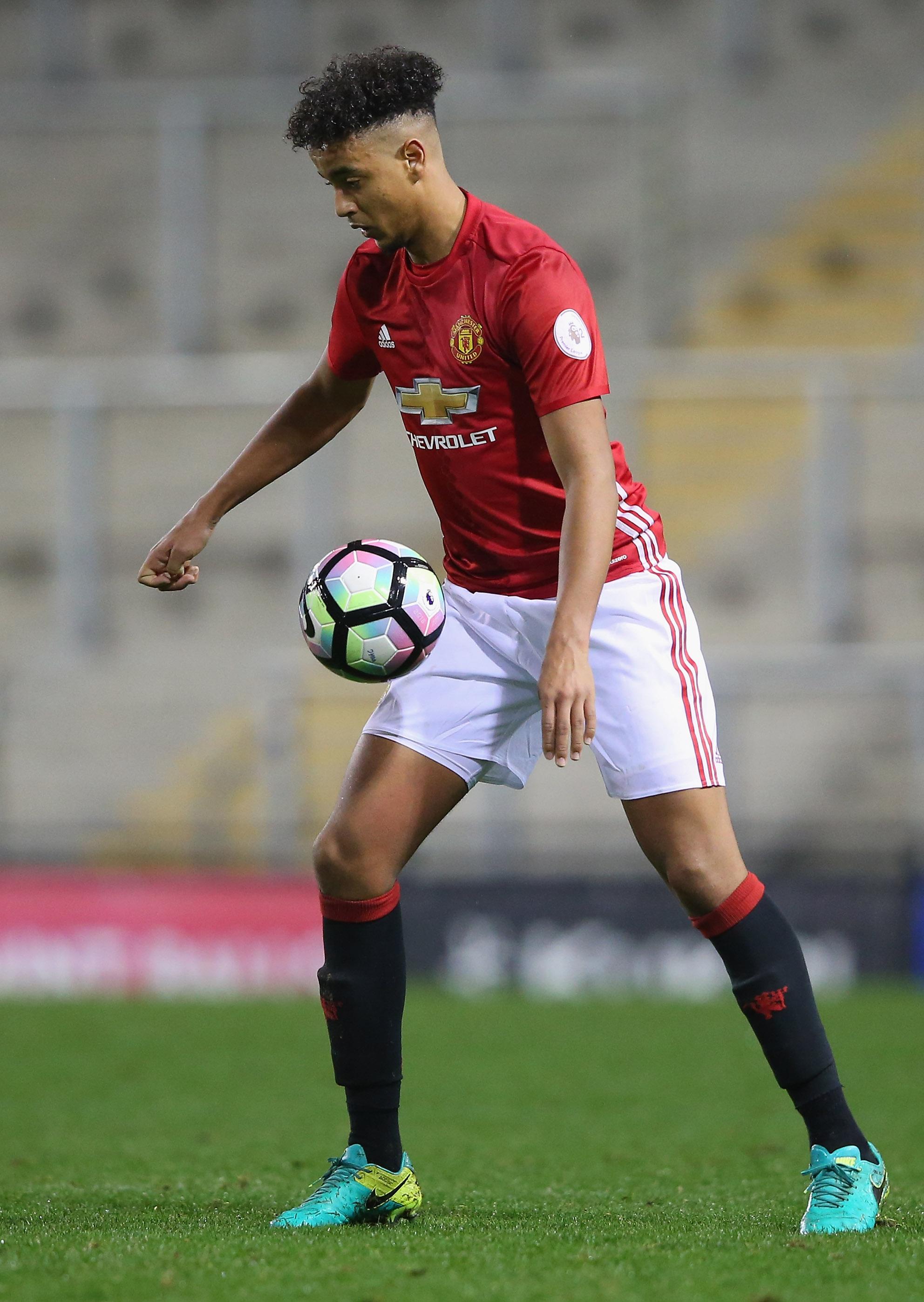 Manchester United U23 v Porto B: Premier League International Cup Quarter Final