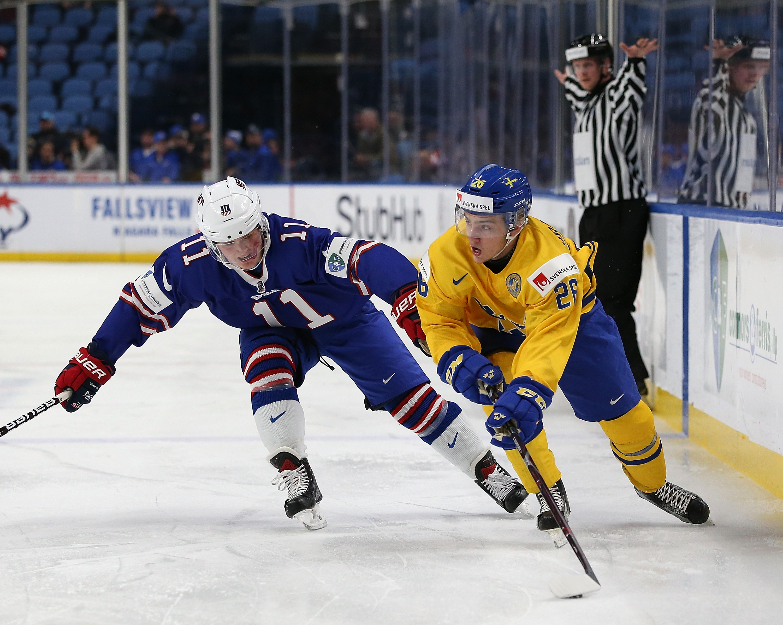 United States v Sweden: Semifinals - 2018 IIHF World Junior Championship