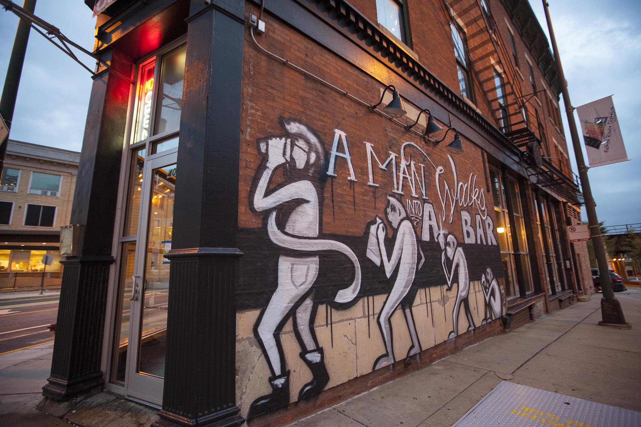 Black Iron Tavern Photos Eater Inside Michael Taus