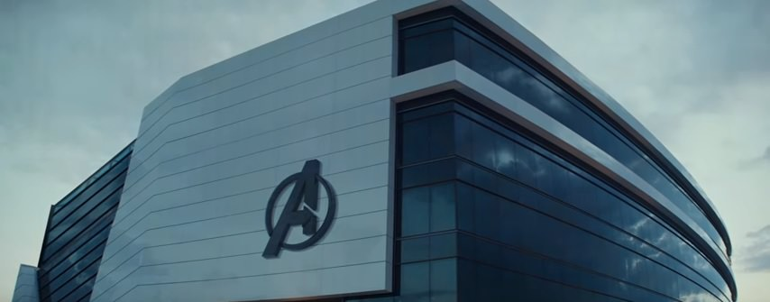 Avengers Tower is a test driving facility, and other movie scenes found in real life
