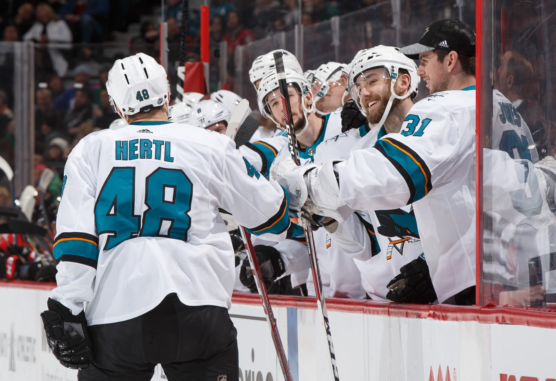 San Jose Sharks v Ottawa Senators