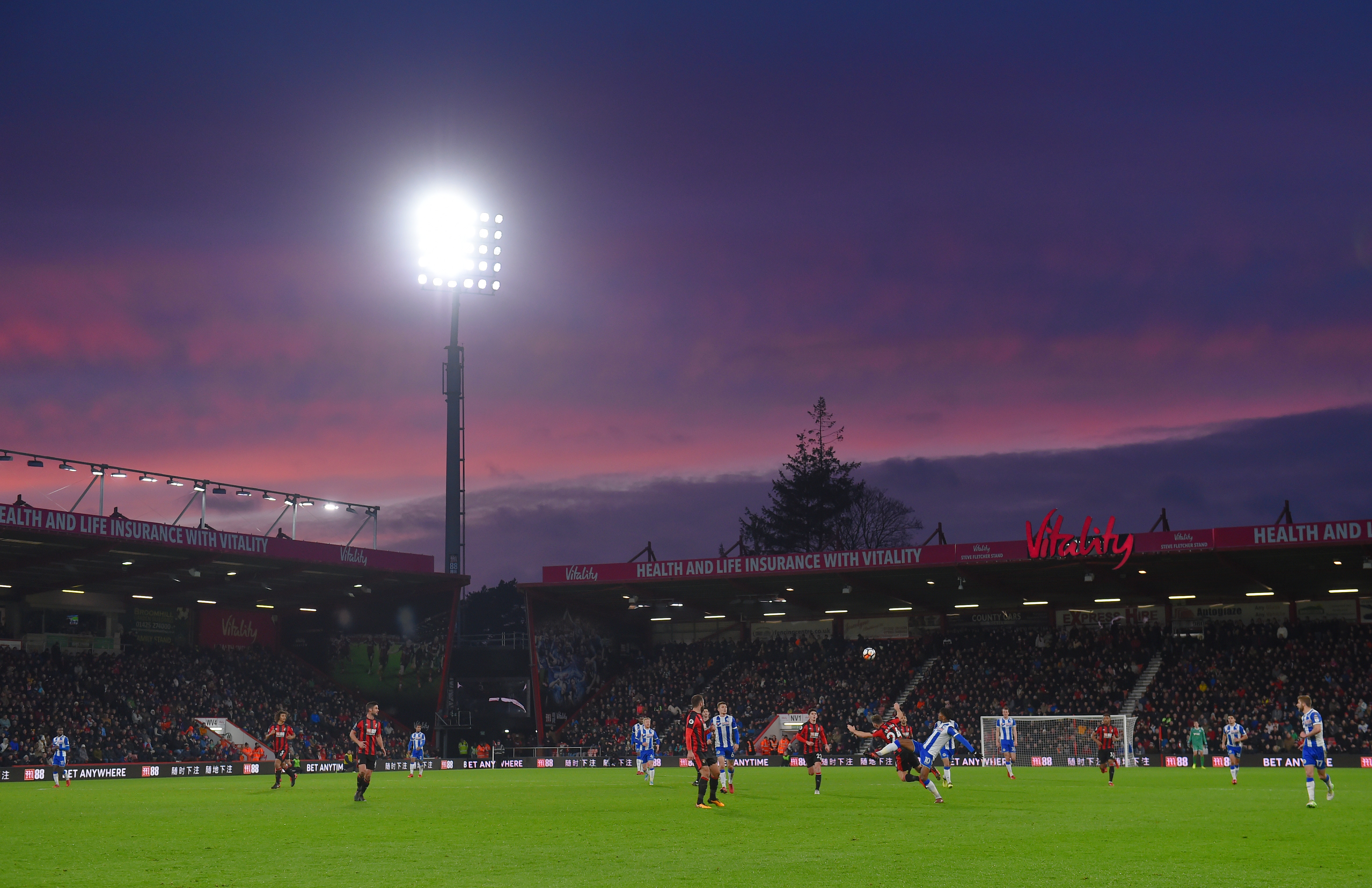 AFC Bournemouth v Wigan Athletic - The Emirates FA Cup Third Round