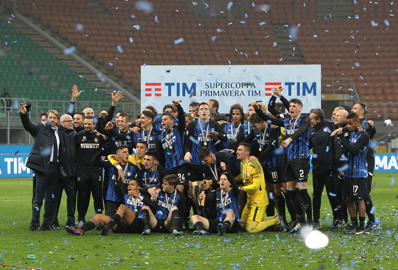 FC Internazionale U19 v AS Roma U19 - Primavera SuperCup