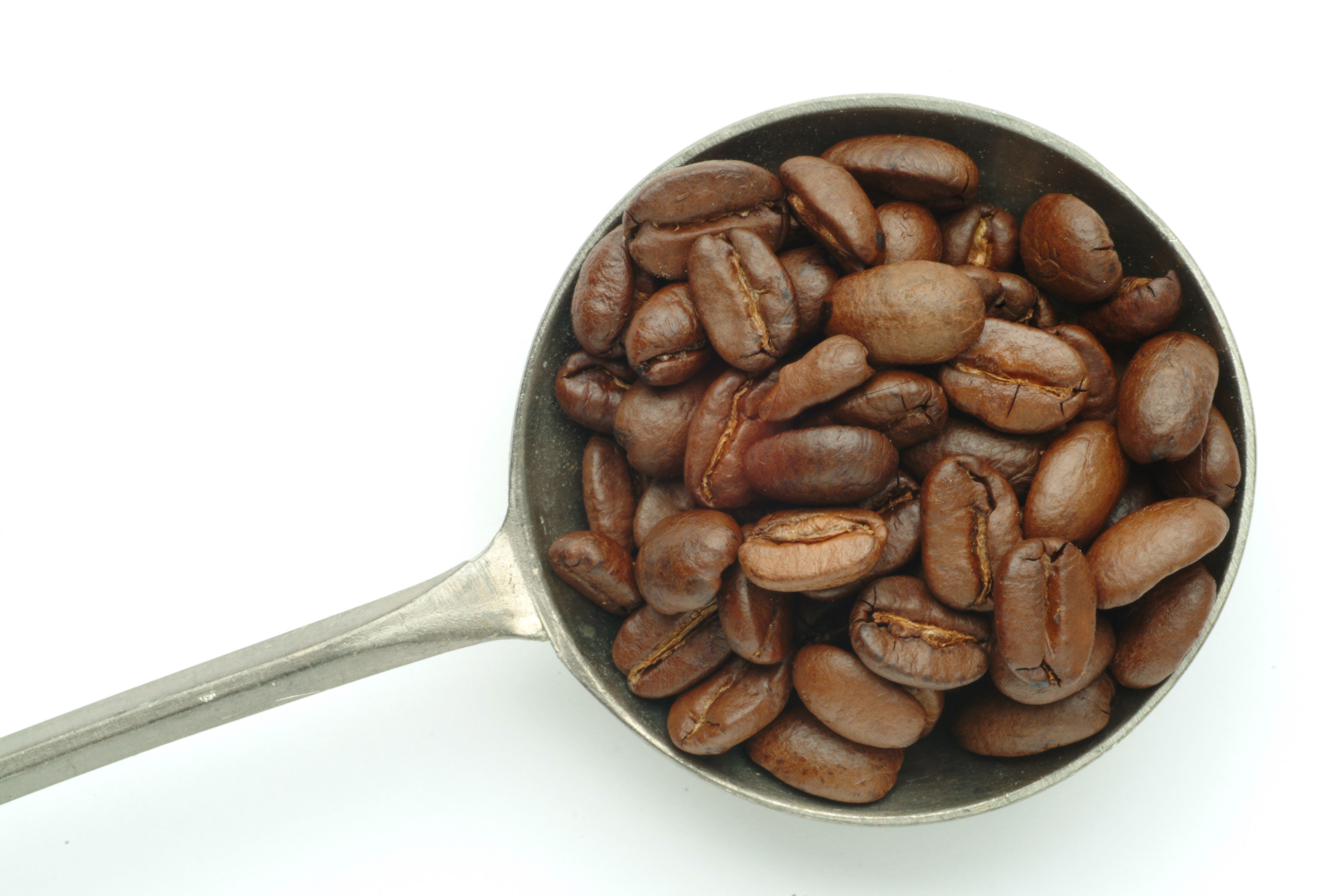 Coffee Beans. Roasted