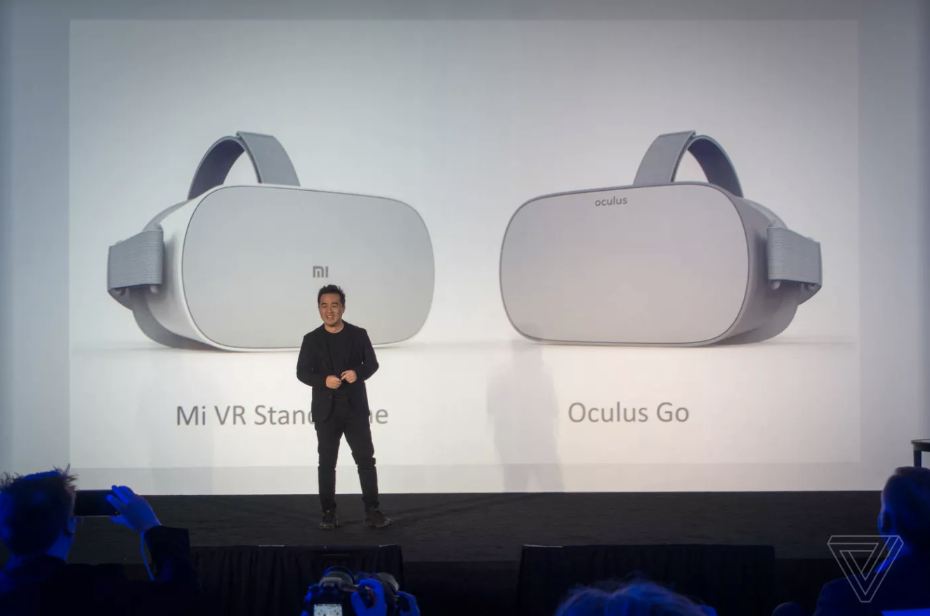 5c650737733f Oculus Go is built by Xiaomi and has a Snapdragon 821 processor