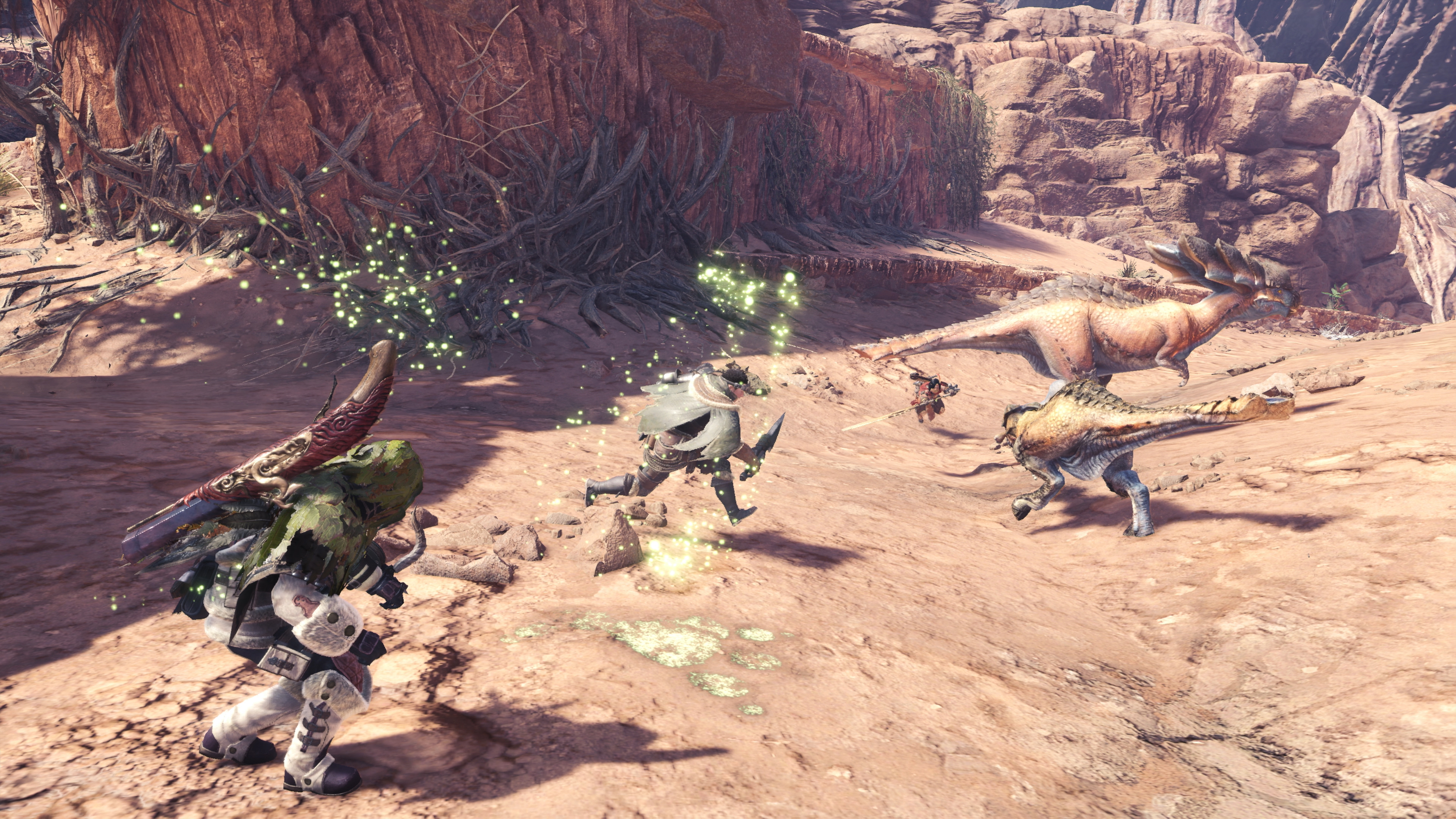 Monster Hunter: World prompts hardcore fans to take newbies under their wing