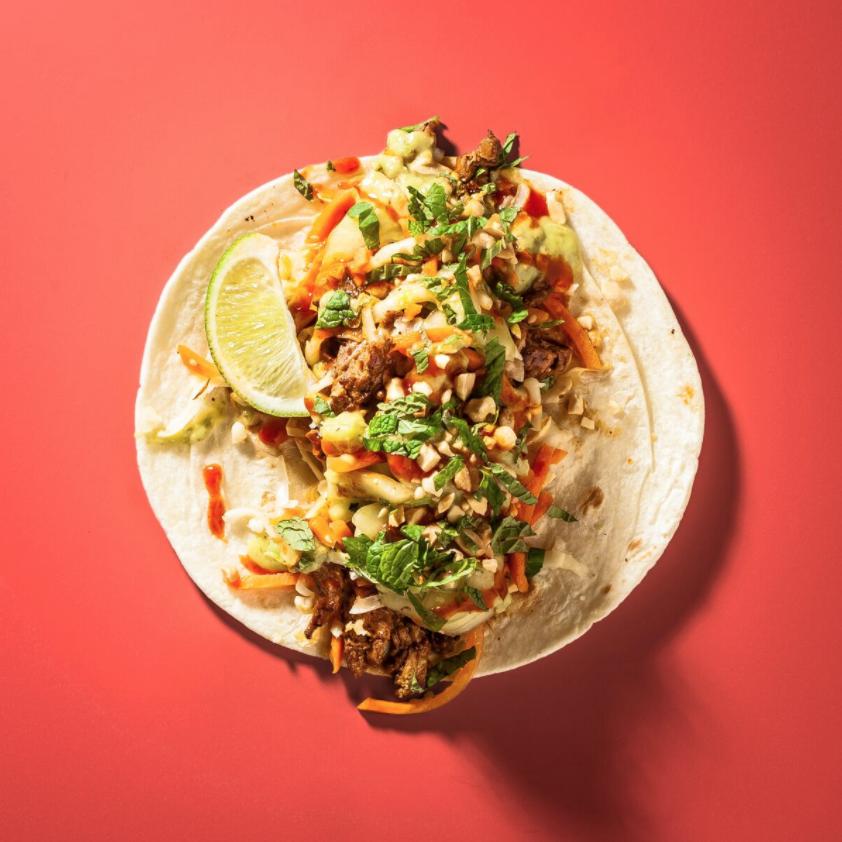 Torchy's Tuk Tuk taco