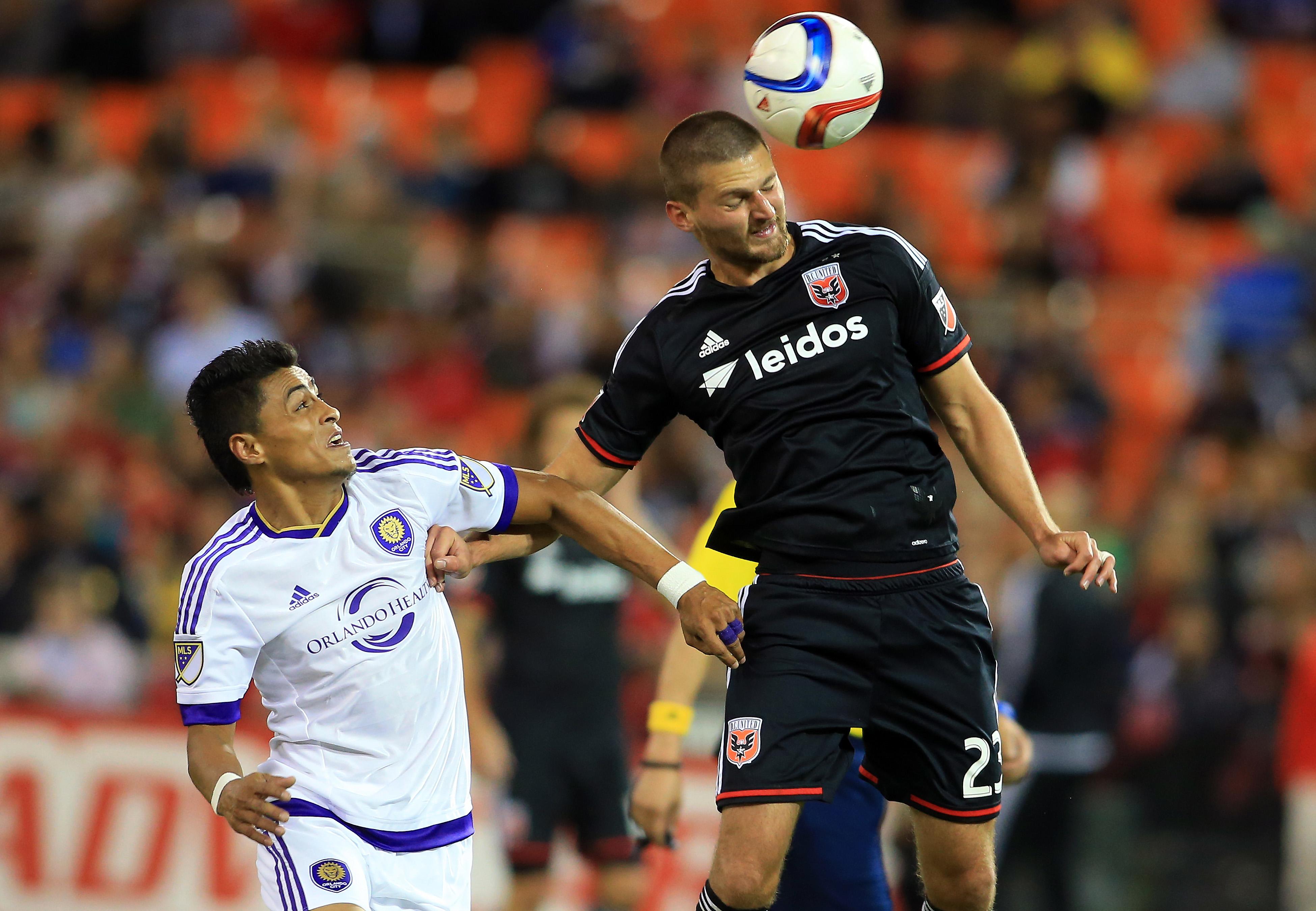 SOCCER: MAY 13 MLS - Orlando City SC at United
