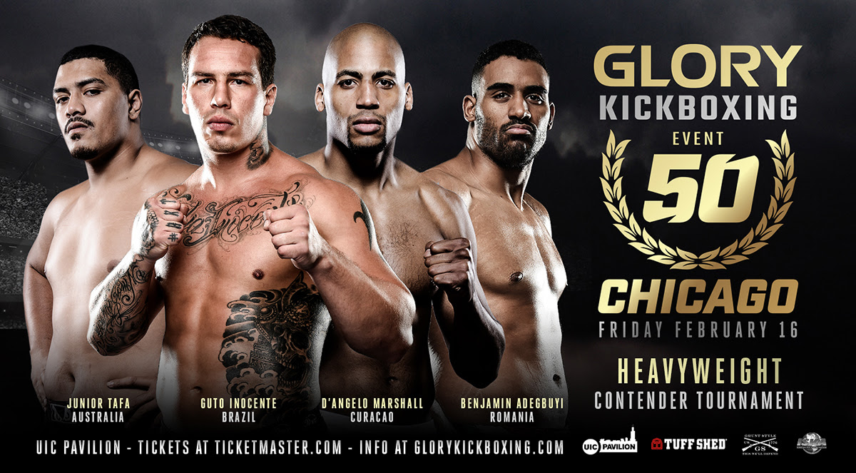 GLORY / K-1 / Kickboxing News & Results - MMAmania com