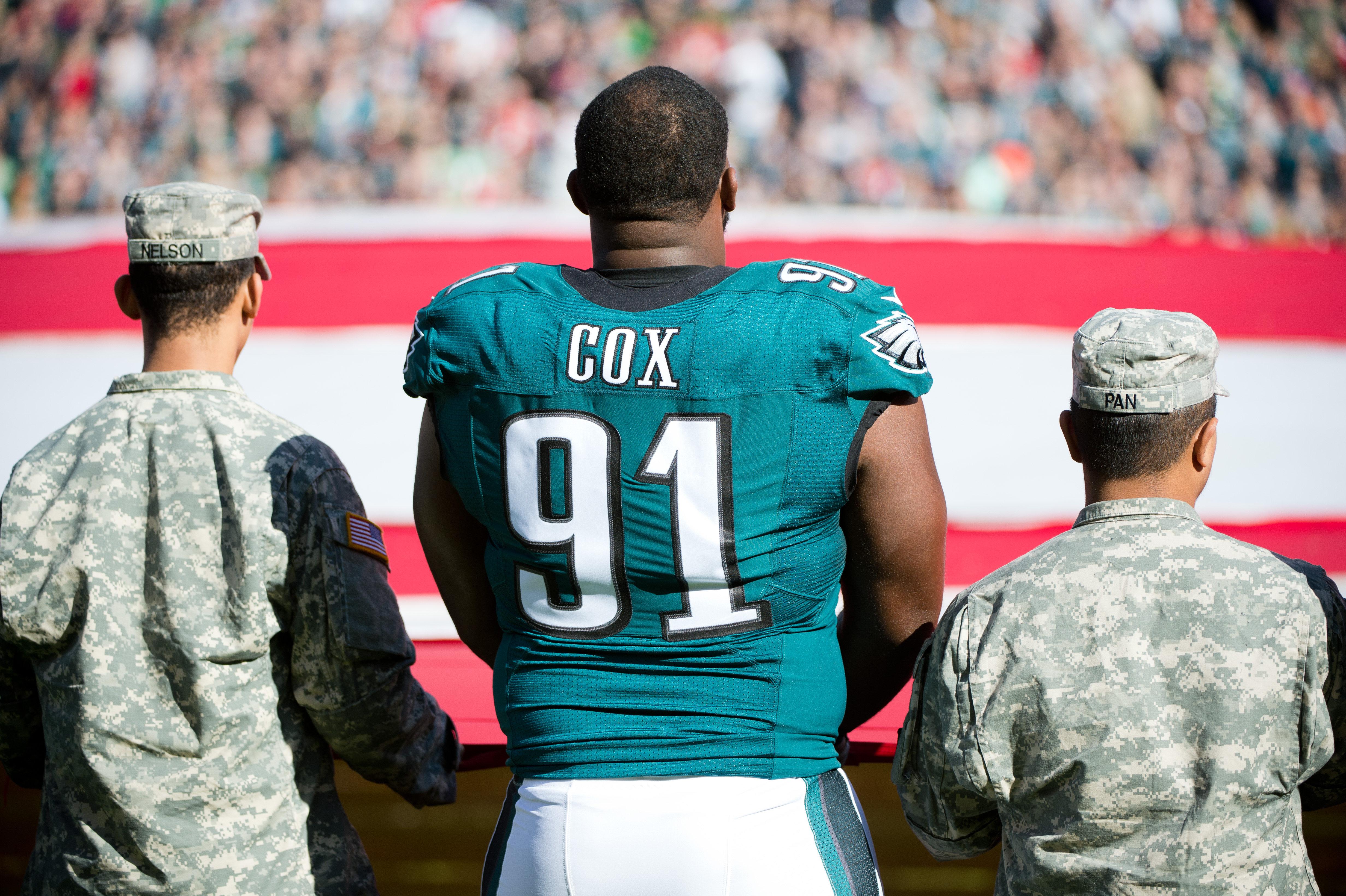 NFL: NOV 13 Falcons at Eagles