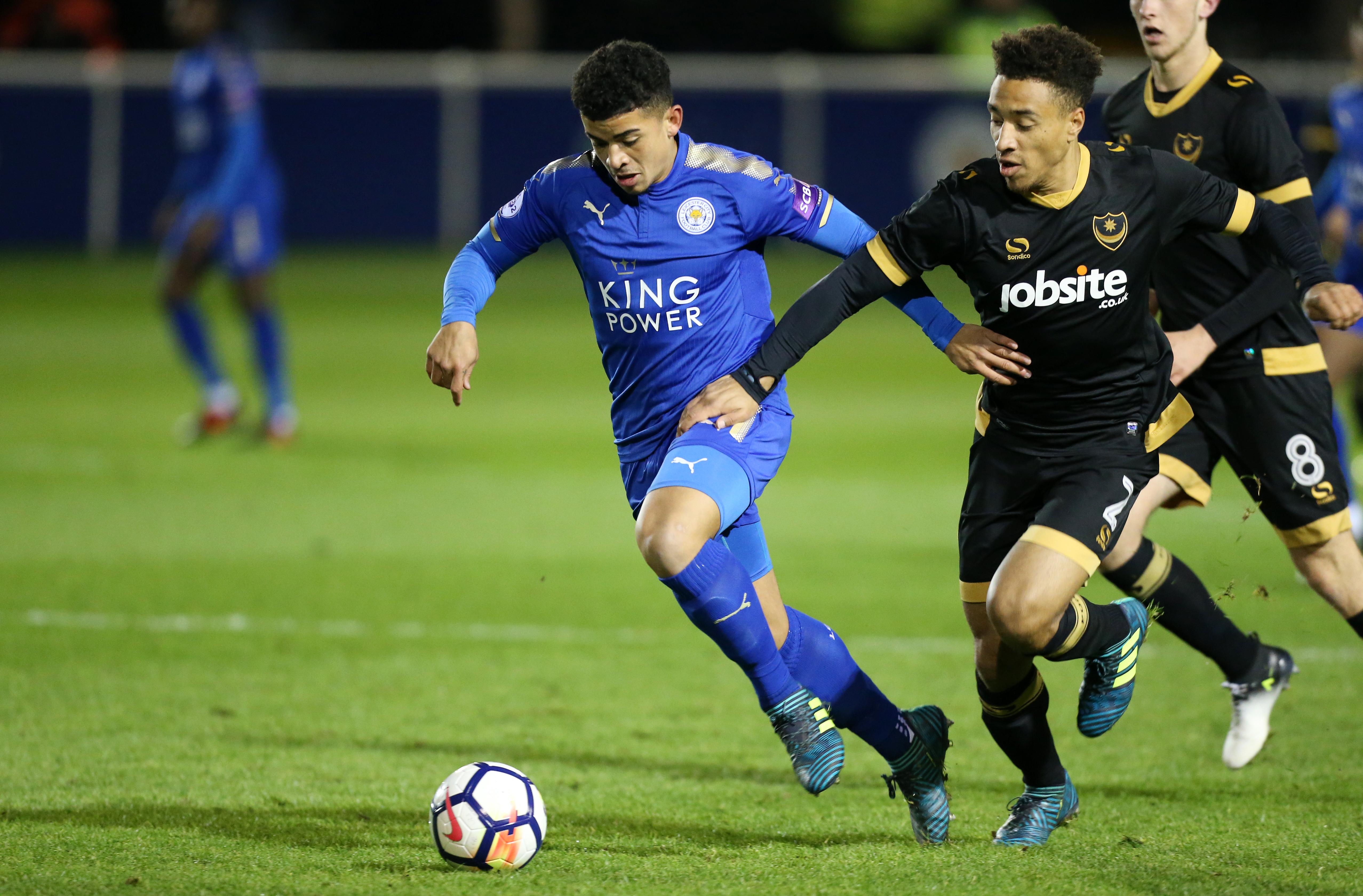 Leicester City U23 v Portsmouth U23: Premier League Cup