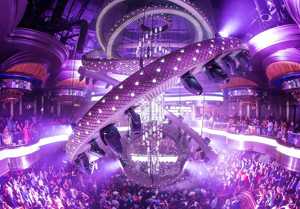 The Complete Guide to the Nightclubs of Las Vegas