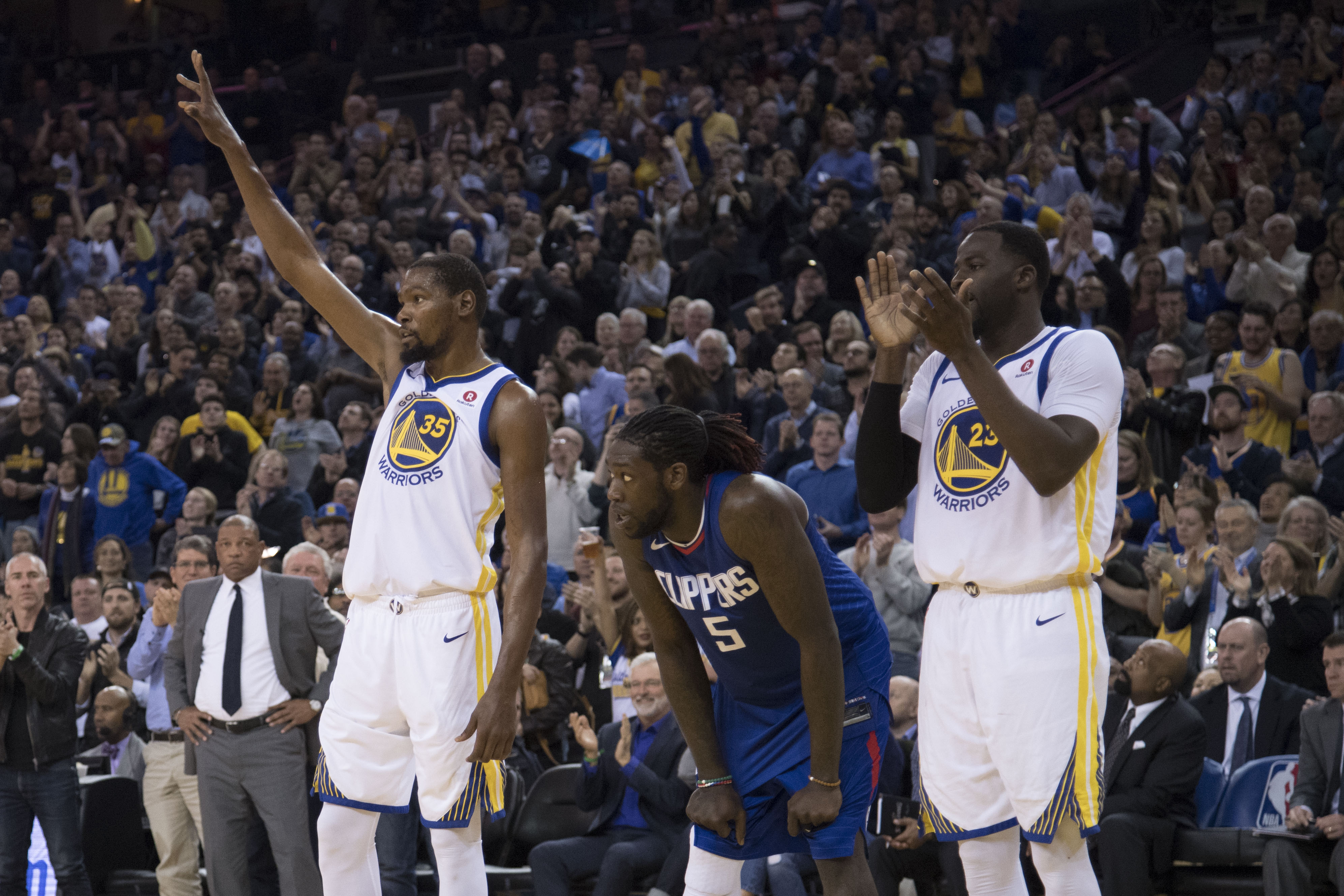 Kevin Durant becomes 2nd youngest player ever to reach 20,000 points