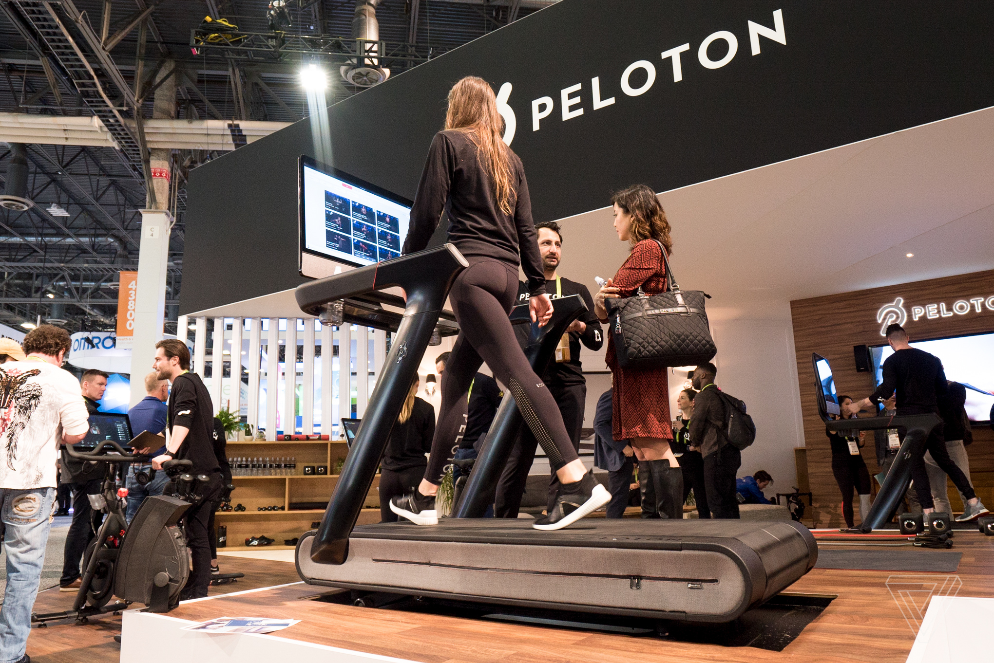 Peloton Tread is the treadmill I want but can't afford - The