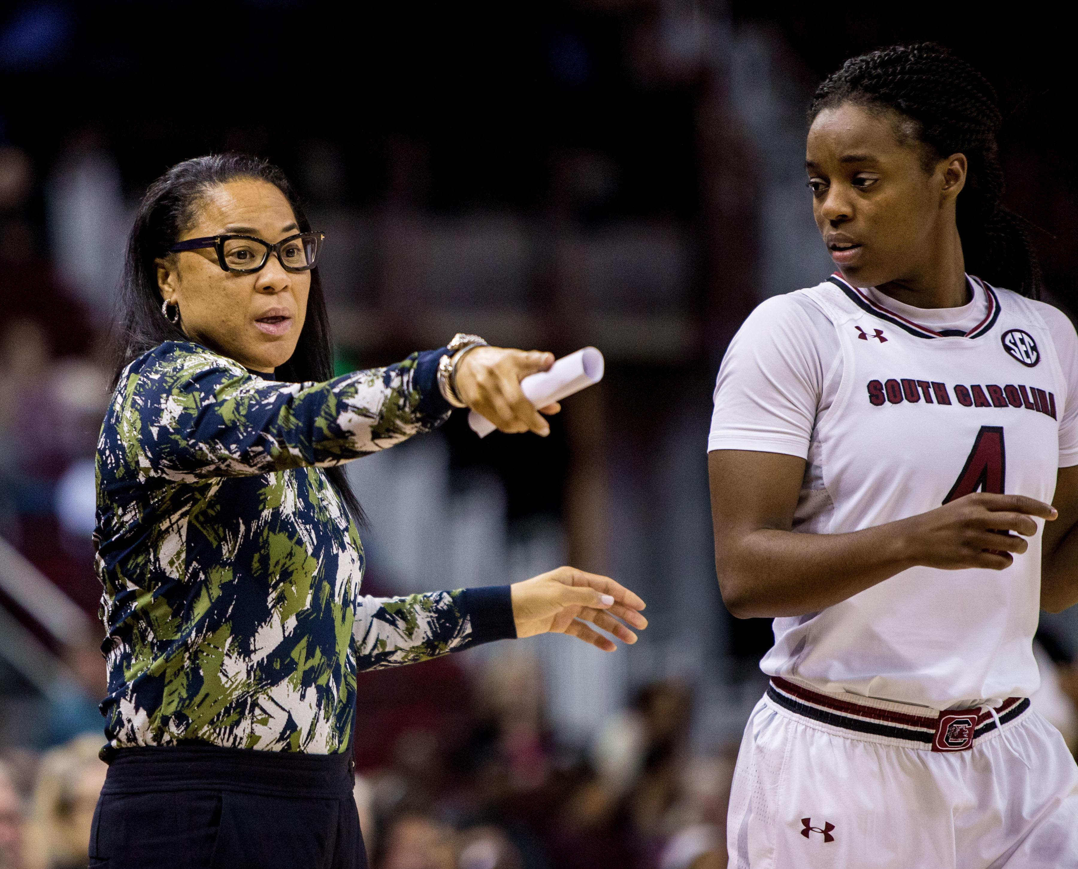 NCAA Womens Basketball: Western Carolina at South Carolina
