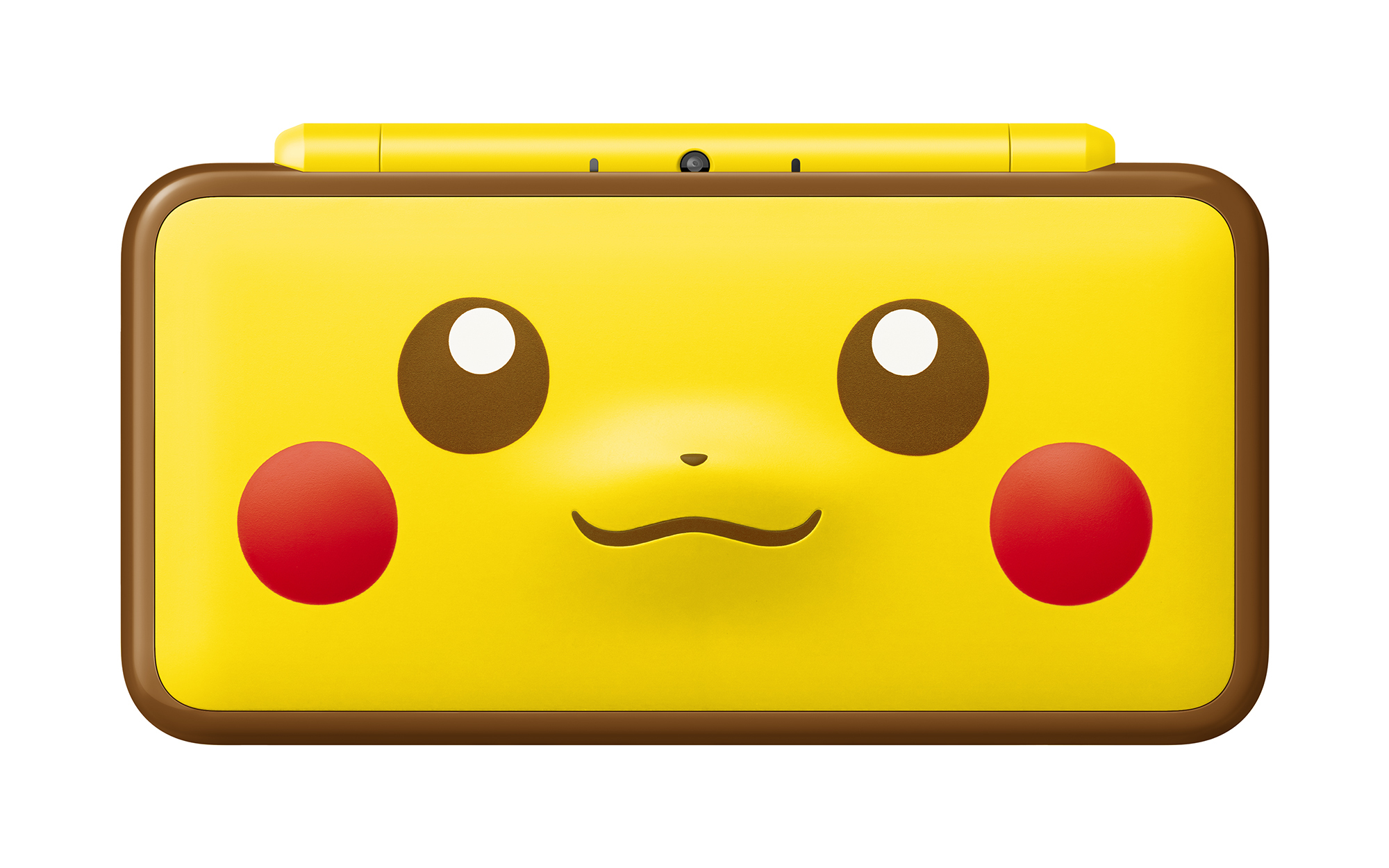 Adorable Pikachu 2DS XL coming Jan. 26