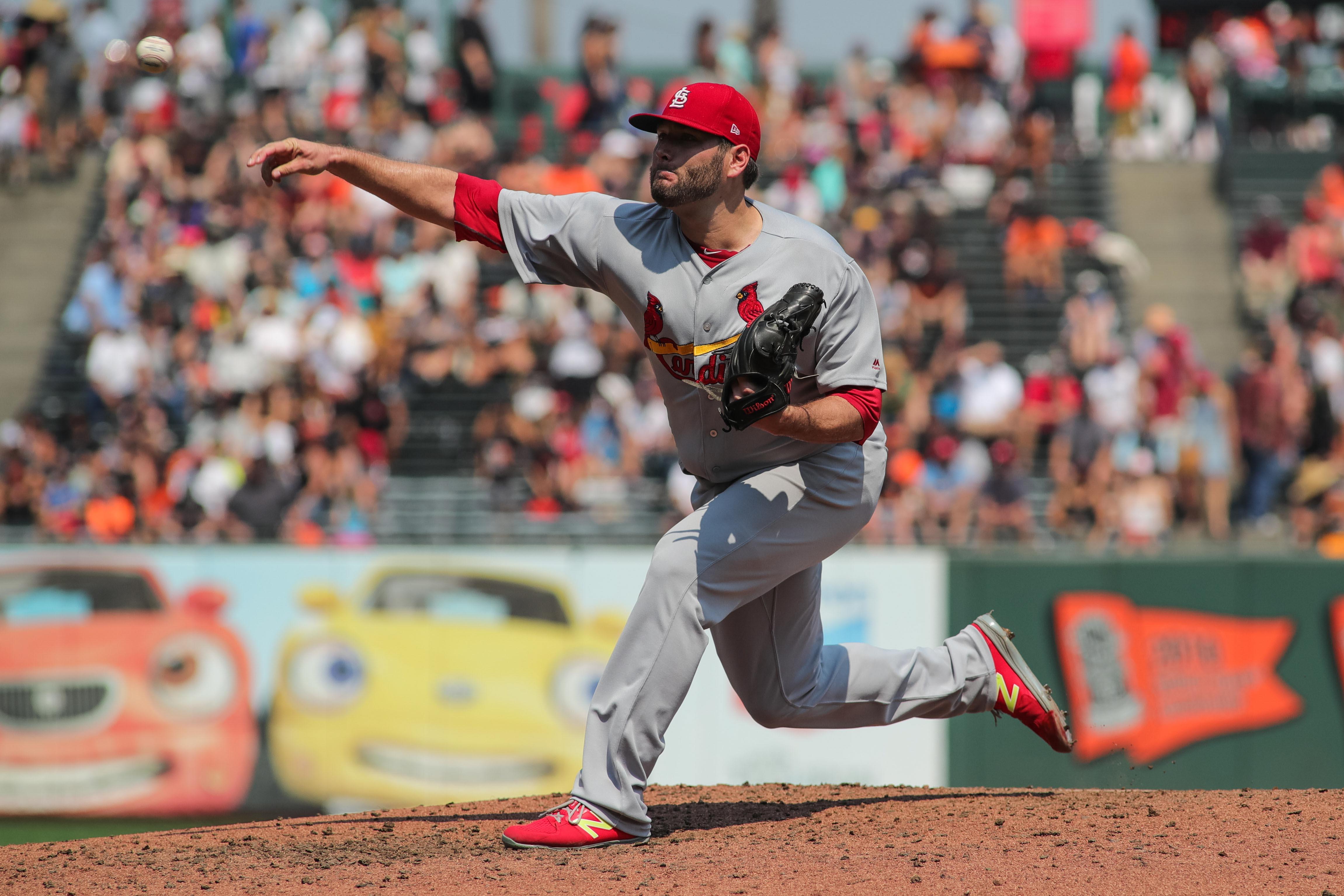 MLB: St. Louis Cardinals at San Francisco Giants