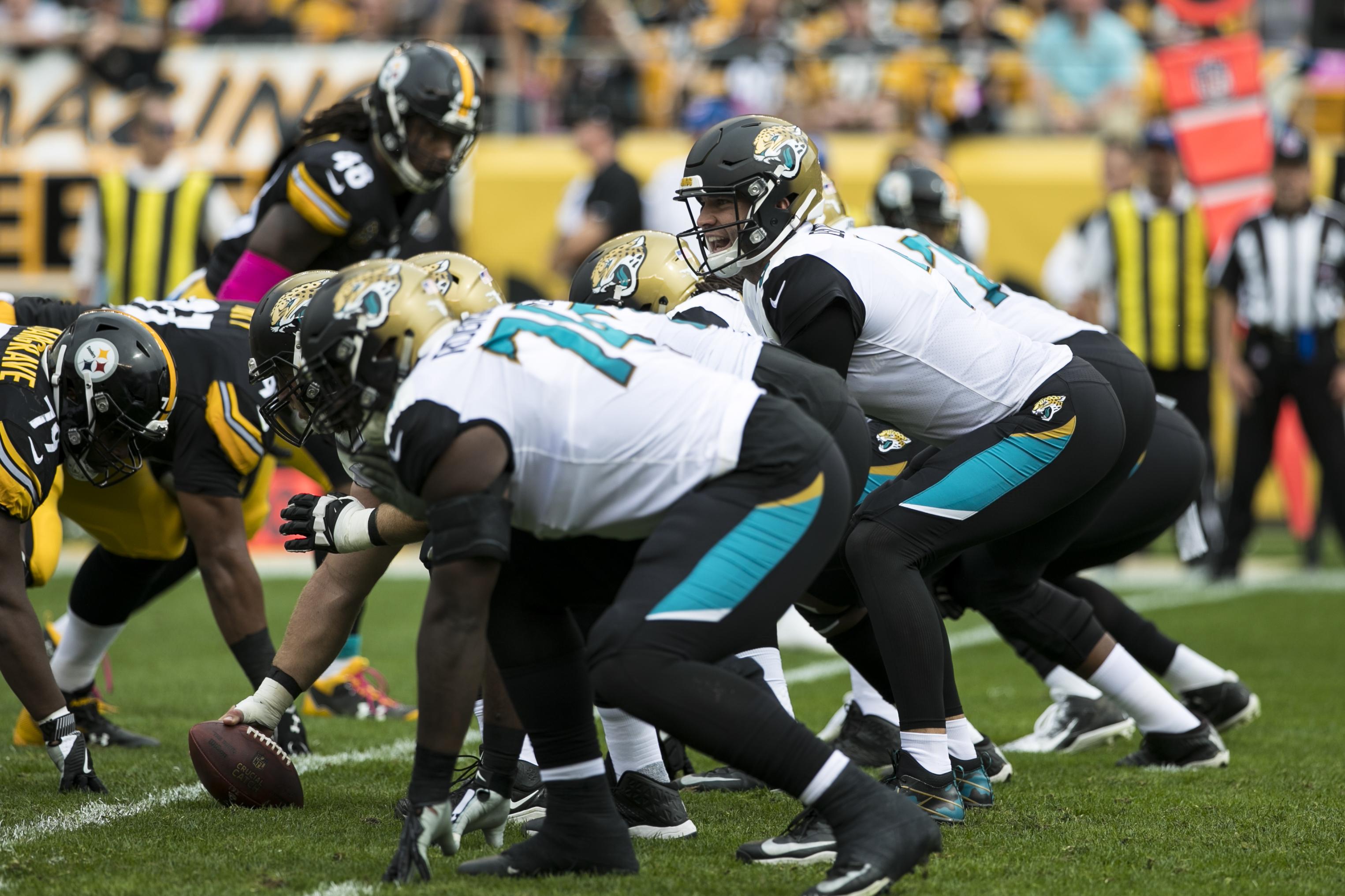 NFL: OCT 08 Jaguars at Steelers