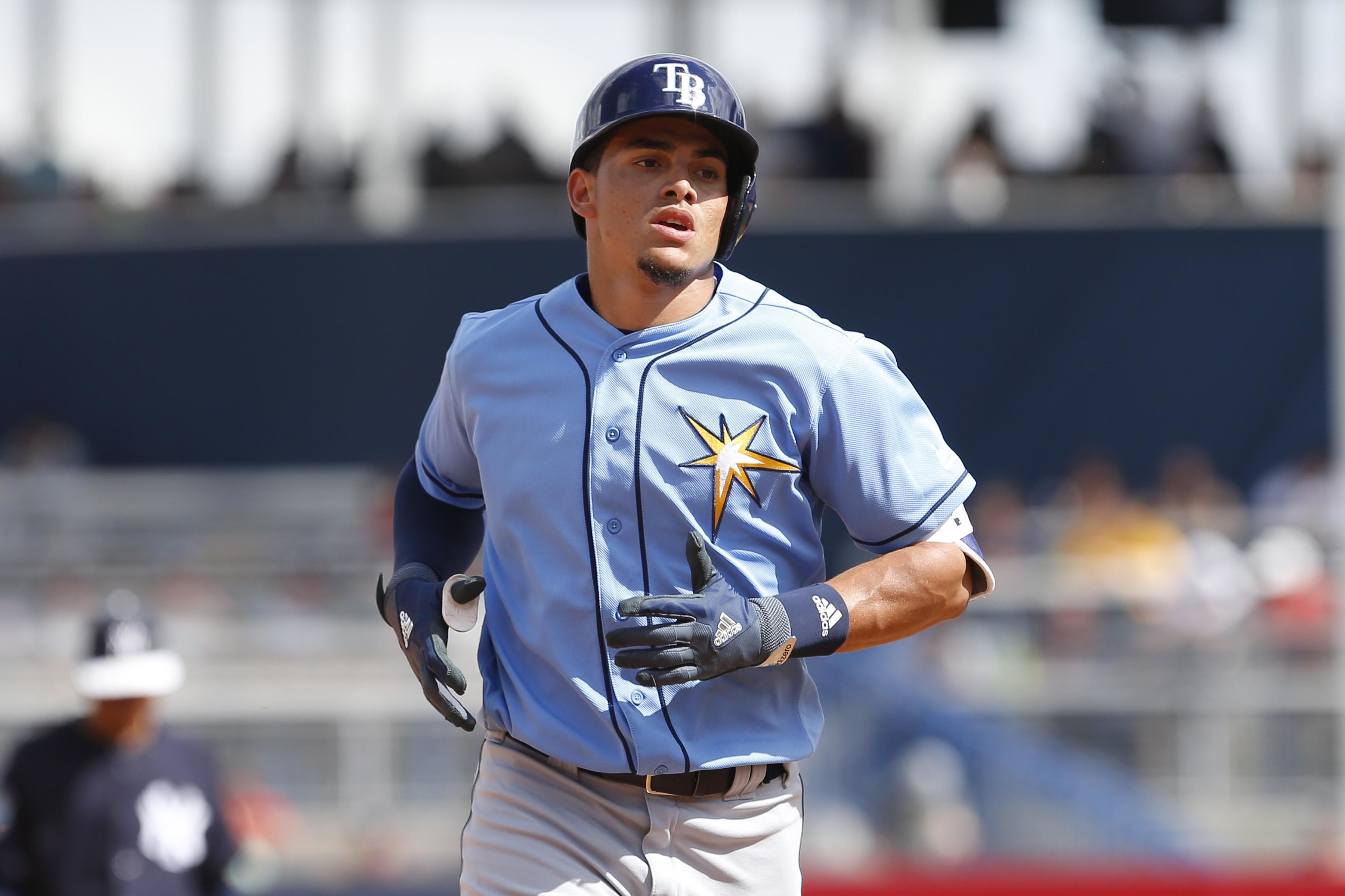 MLB: MAR 07 Spring Training - Rays at Yankees