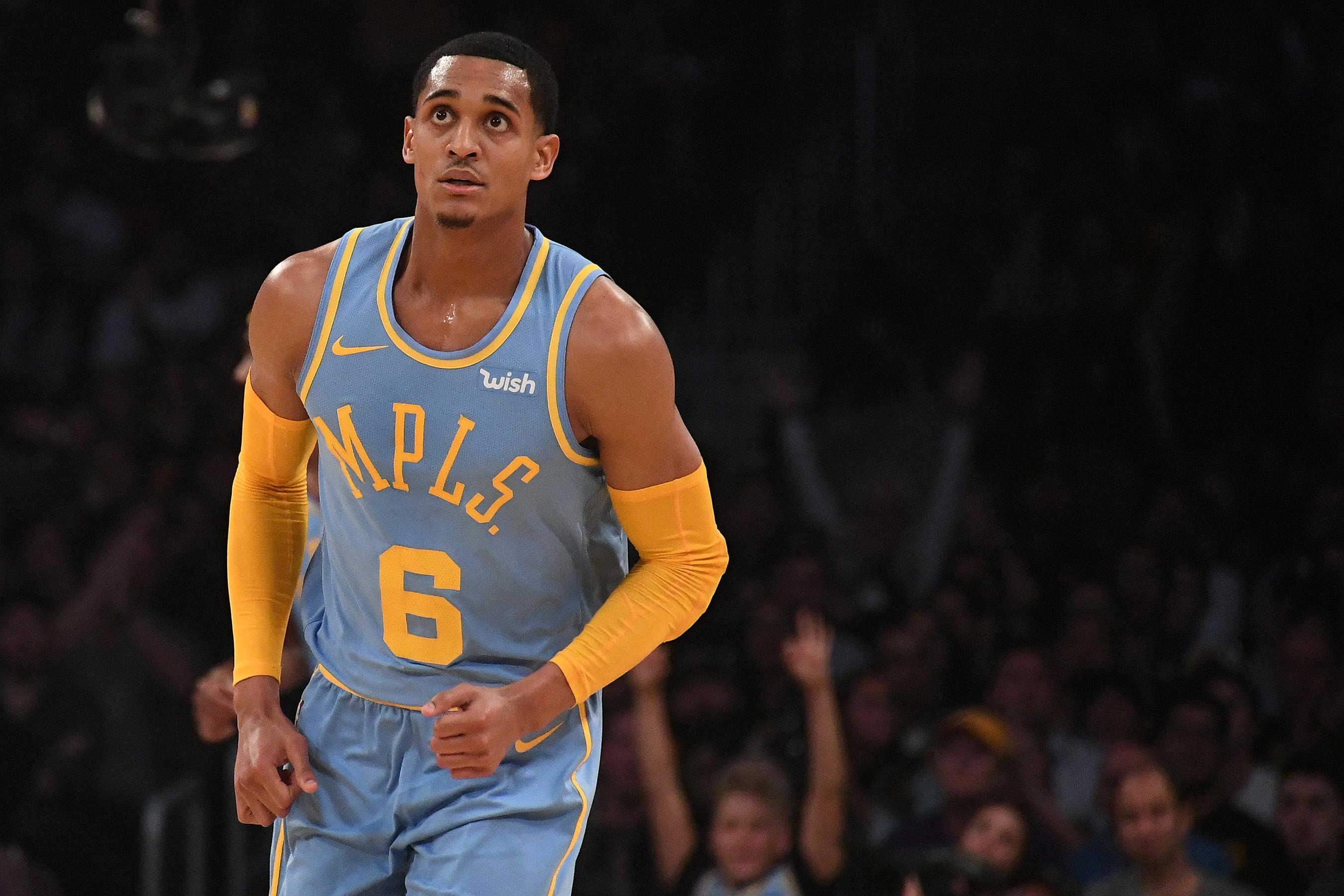 f09909b749e Lakers Trade Rumors  Potential landing spots for Jordan Clarkson ...