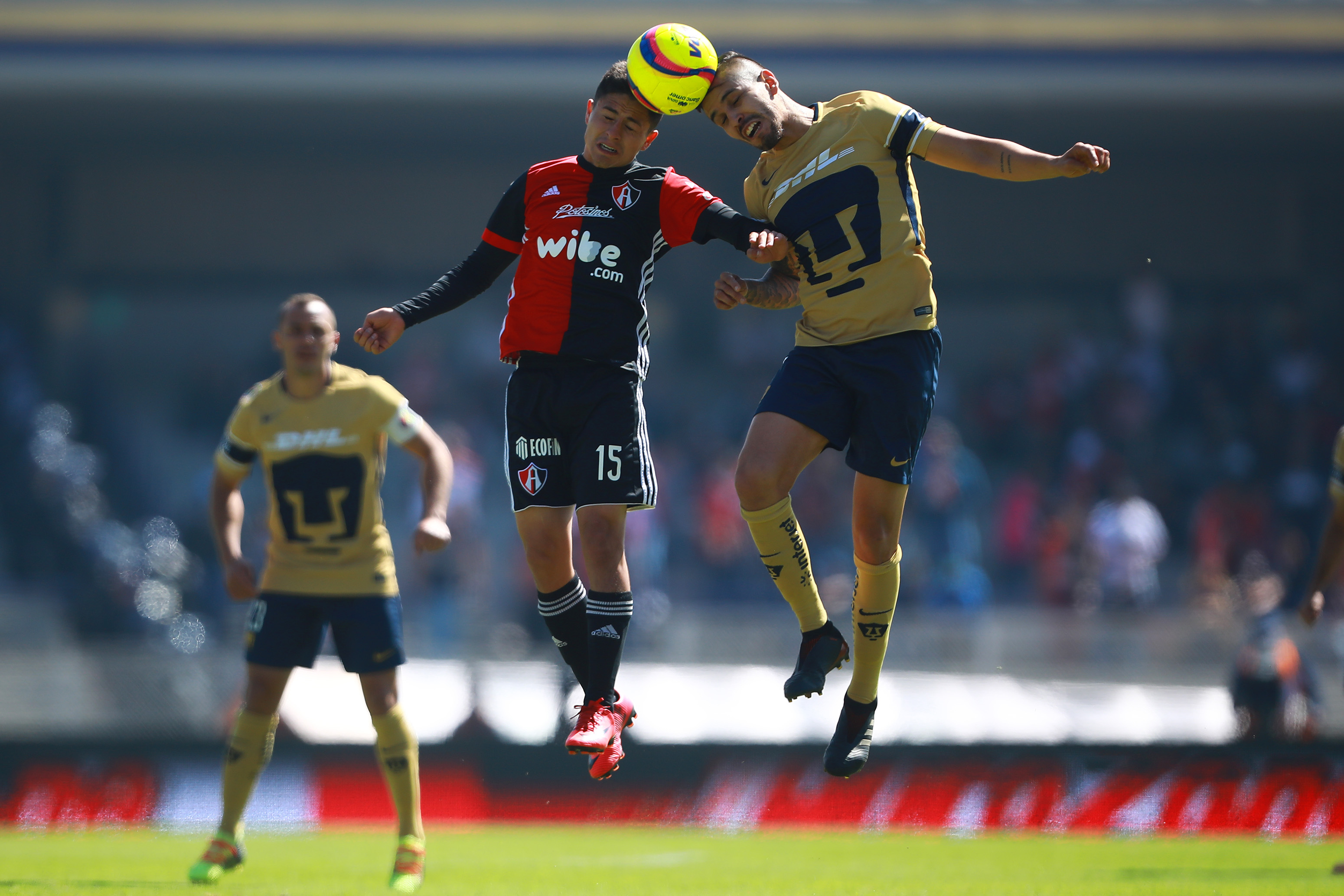 Pumas UNAM v Atlas - Torneo Clausura 2018 Liga MX