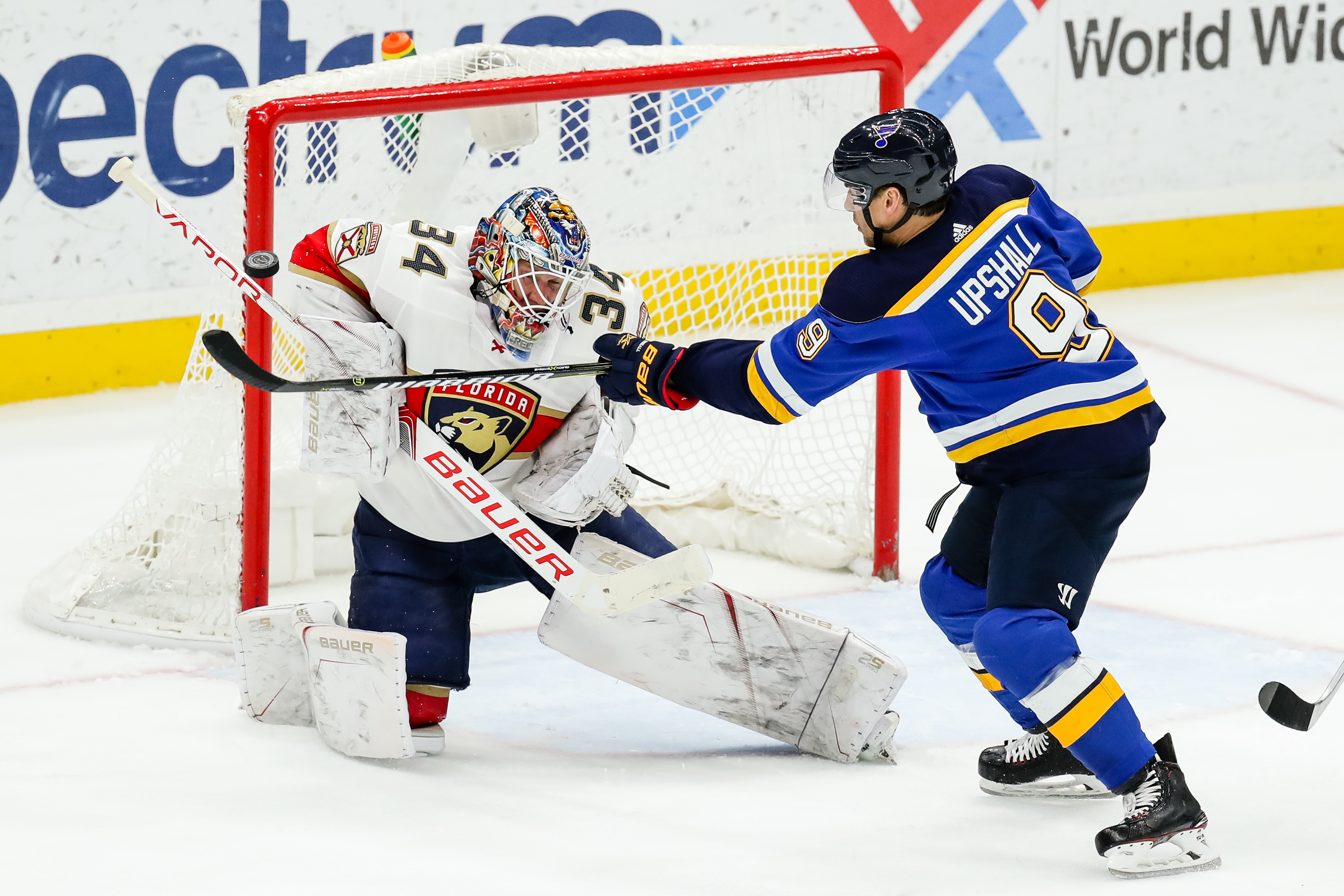 NHL: JAN 09 Panthers at Blues