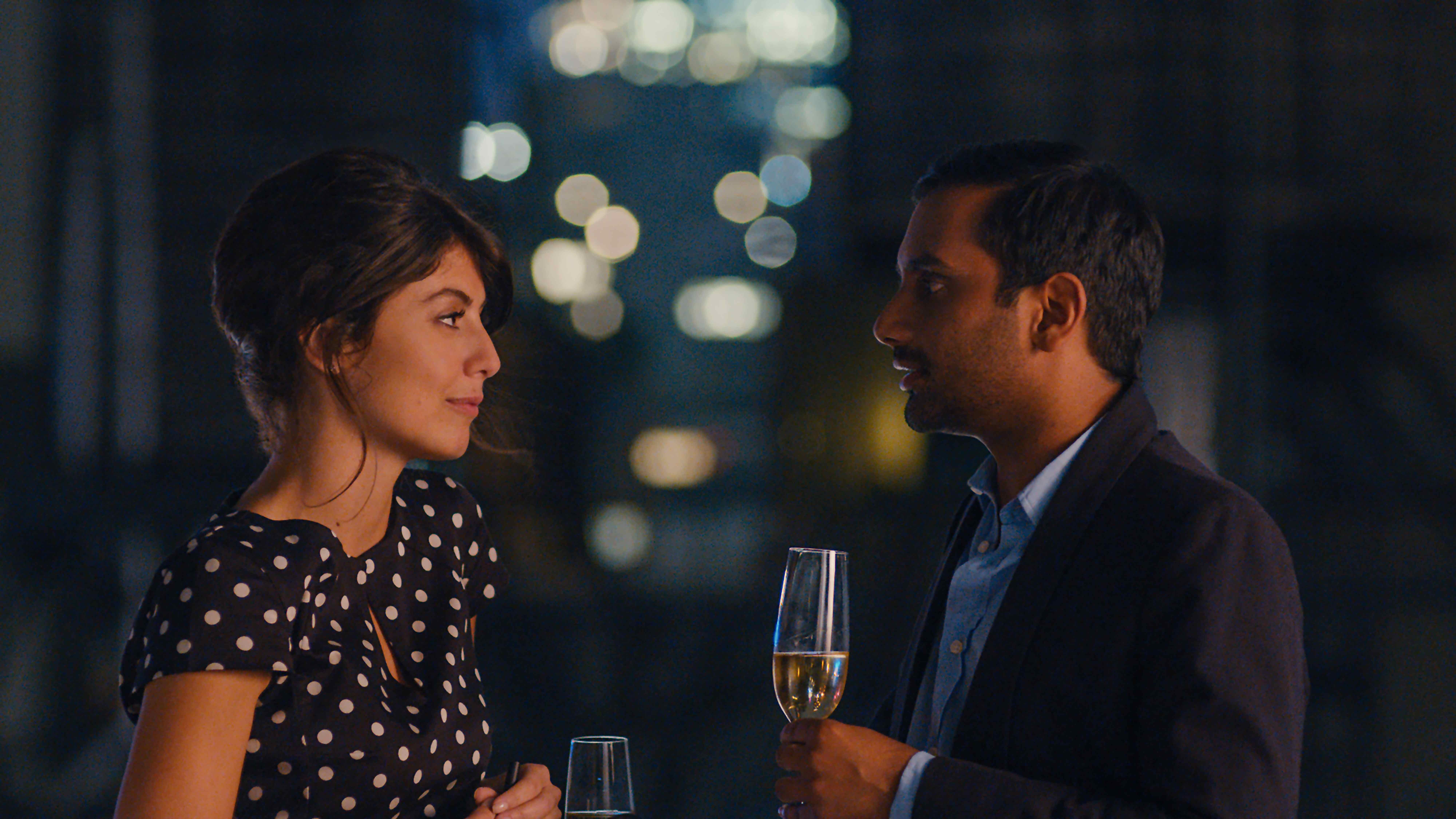 Aziz ansari book dating a woman