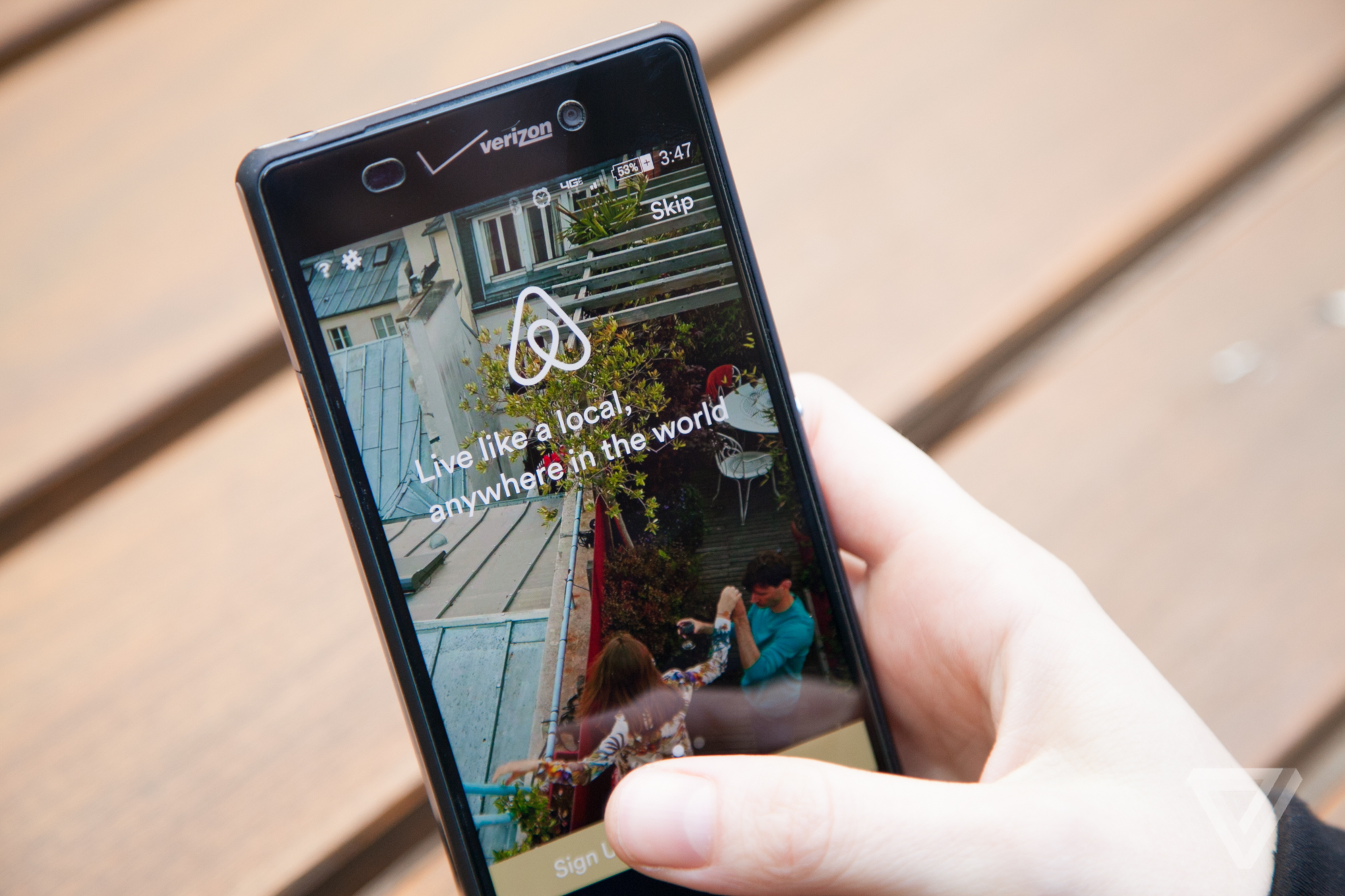 Airbnb will now let you book by paying 50 percent in advance