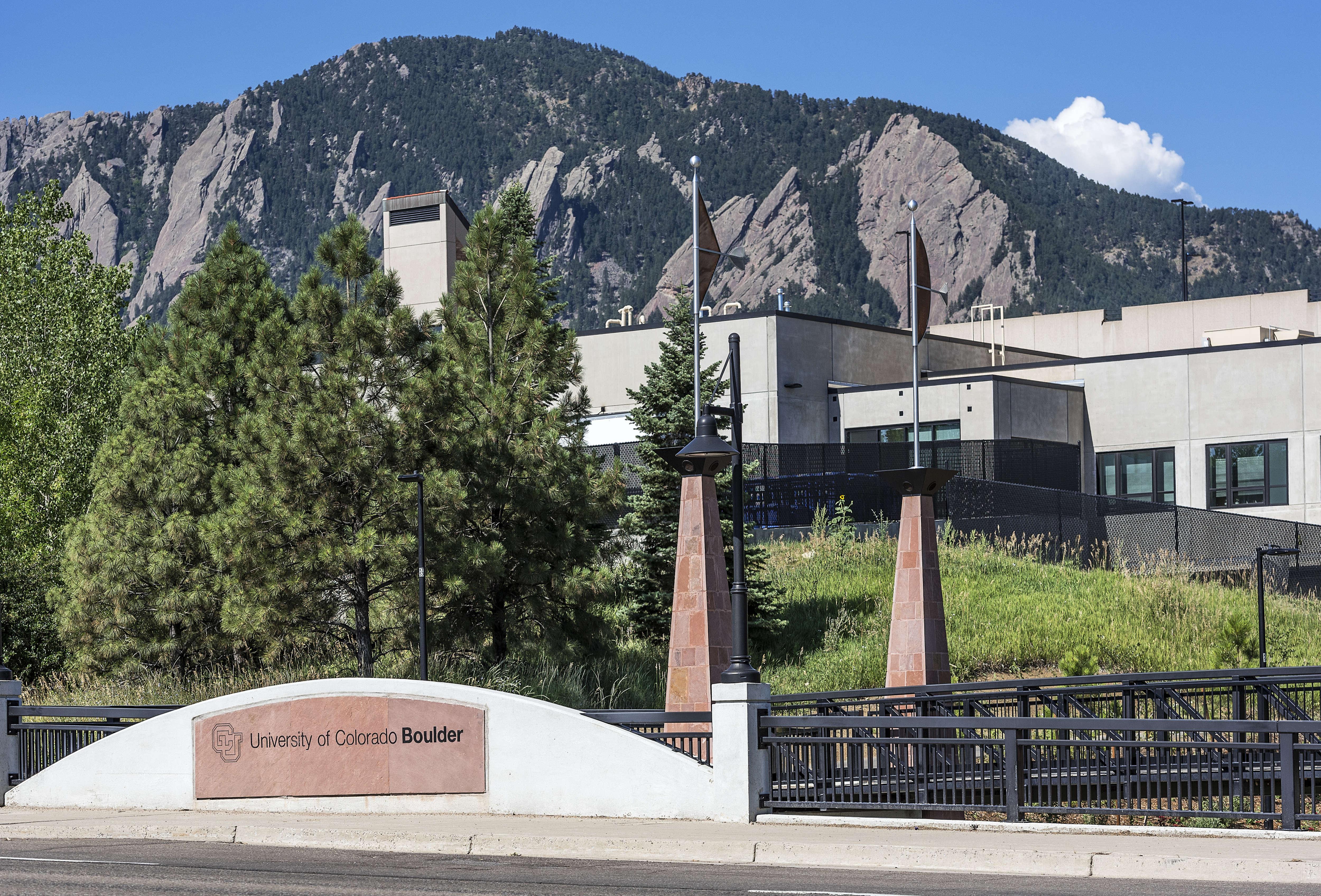 University of Colorado Boulder Campus...