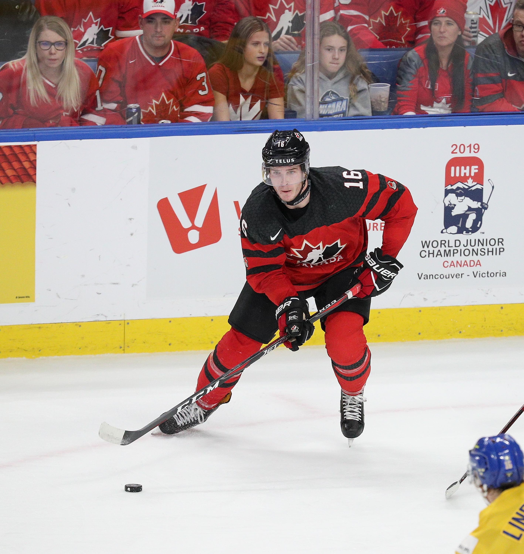 Sweden v Canada: Gold Medal Game - 2018 IIHF World Junior Championship