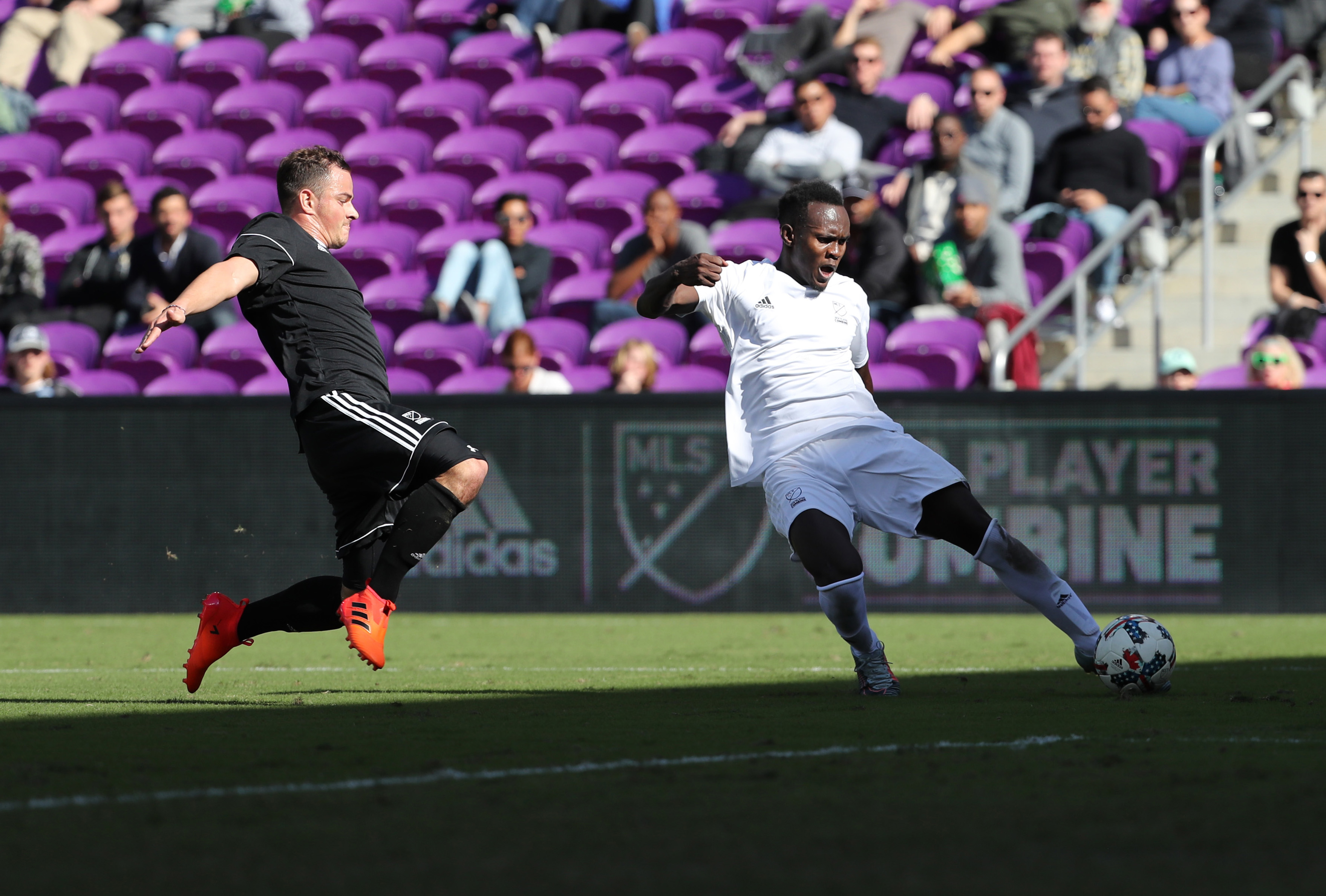 MLS: Combine