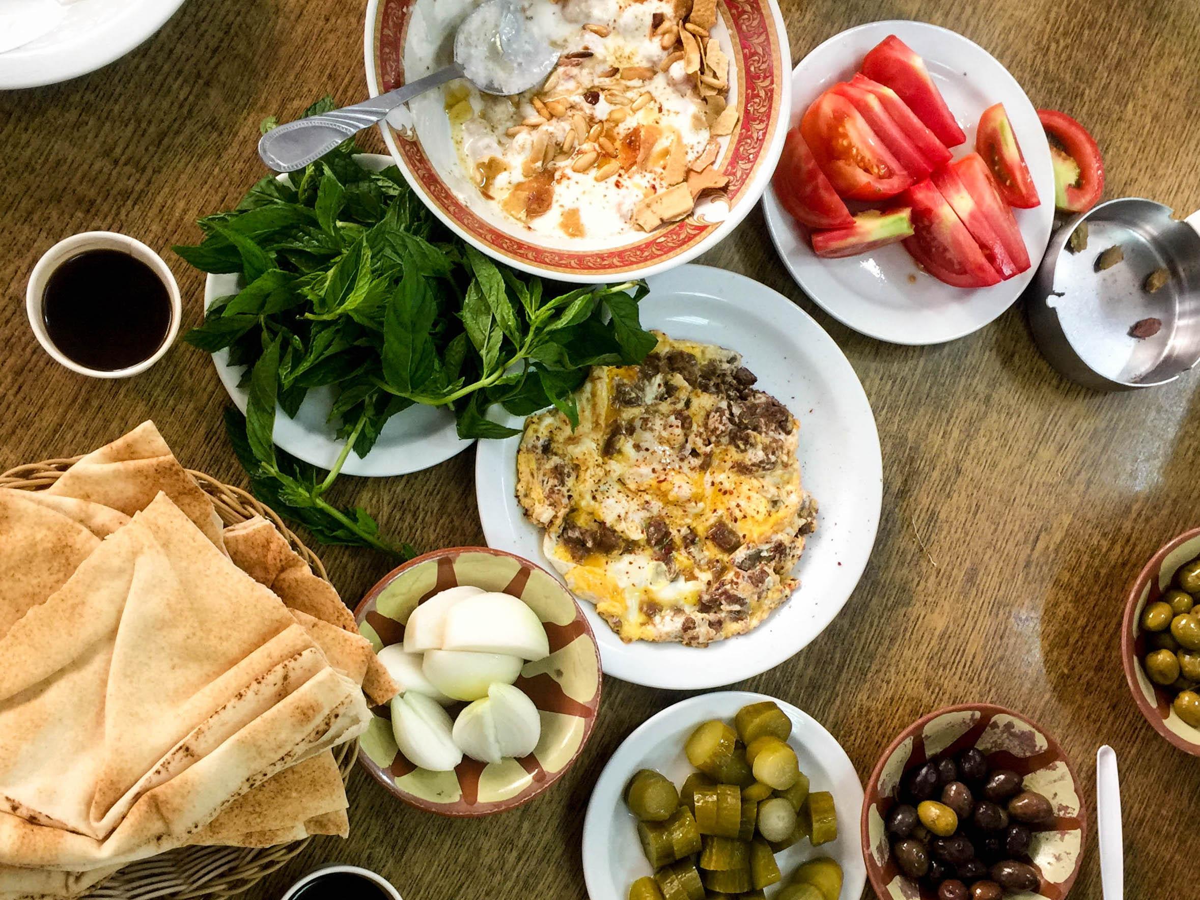 Best Arabic Food In Las Vegas