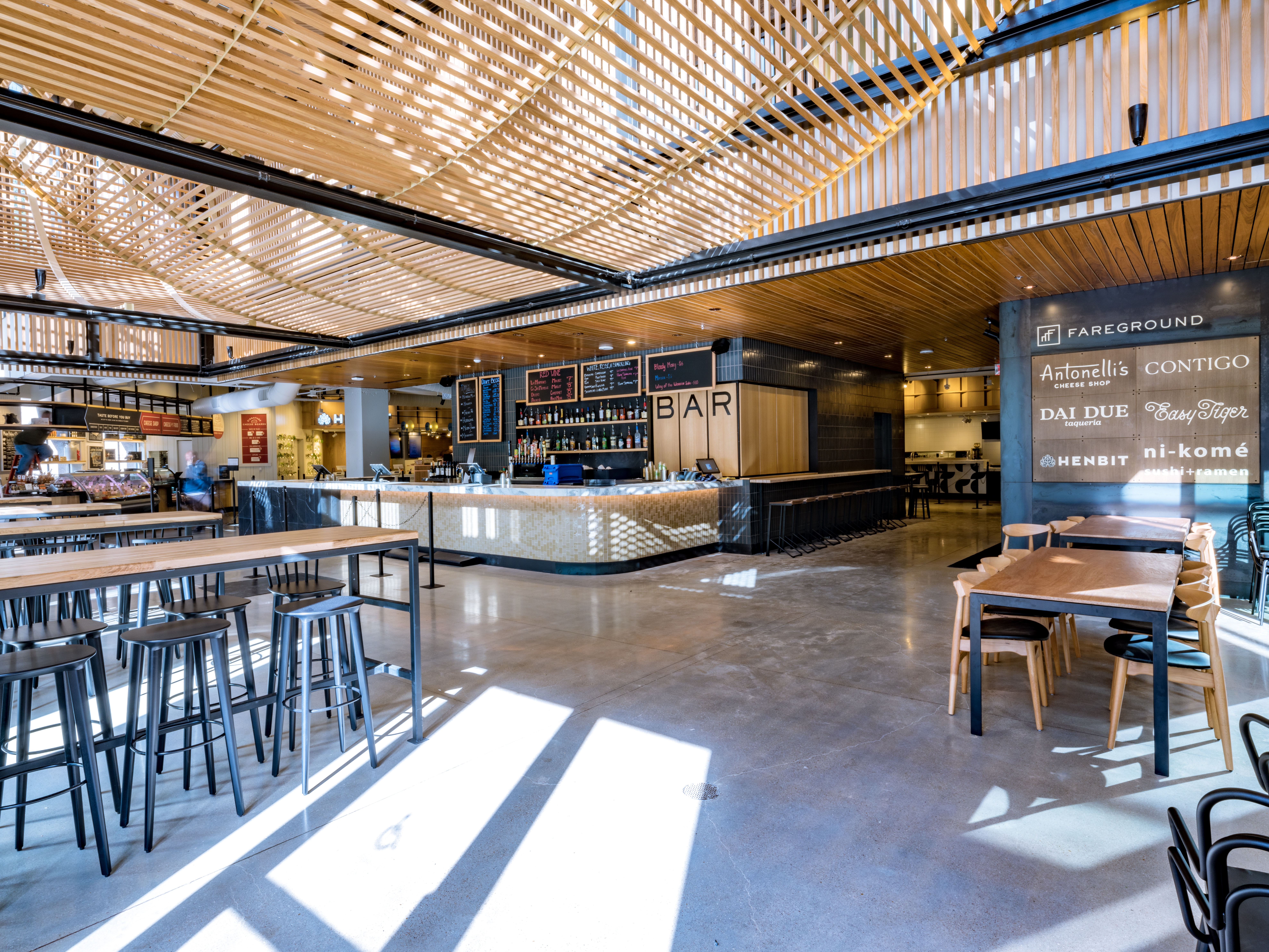 Fareground: the Ultimate Guide to the Downtown Austin Food Hall