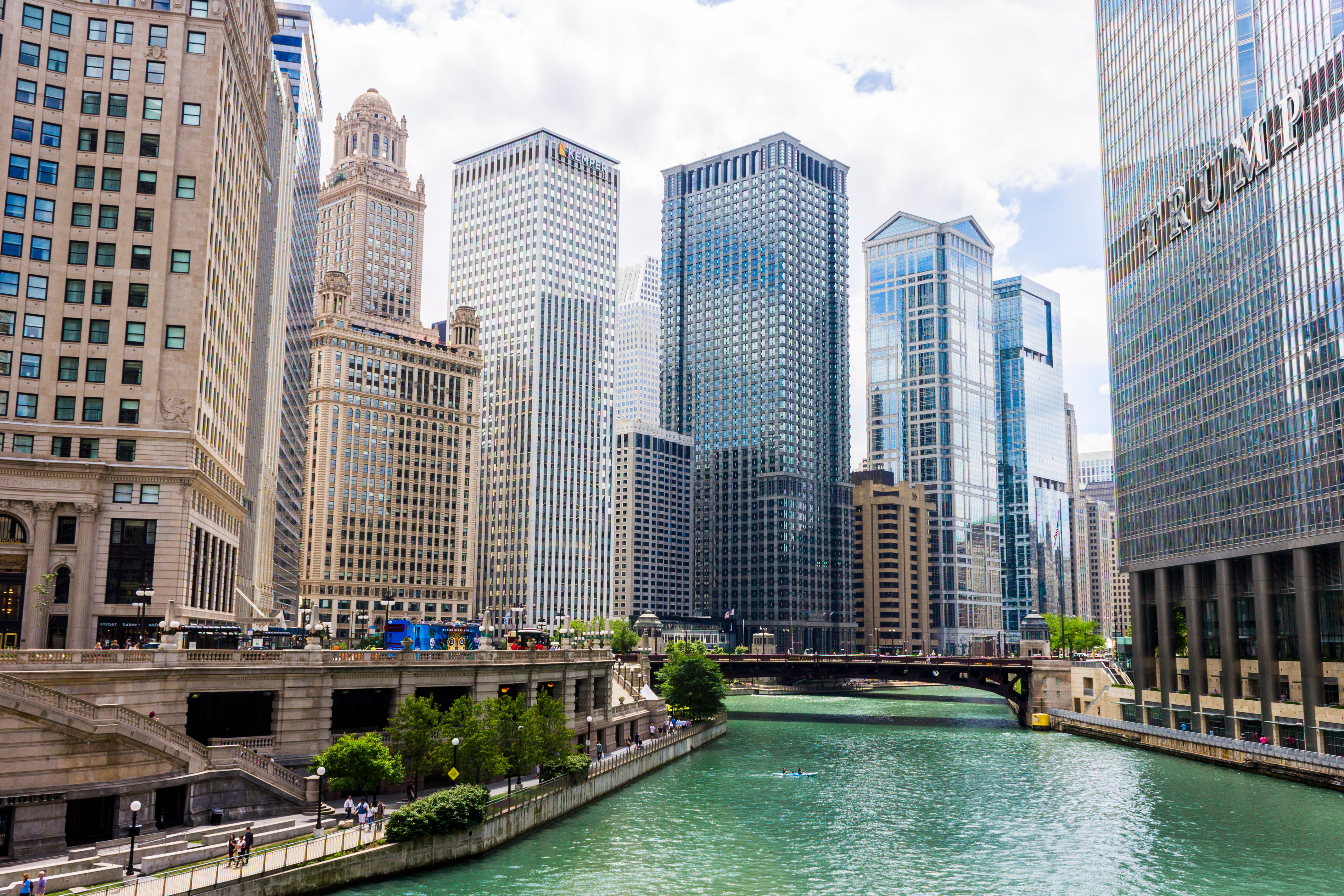 record breaking number of tourists visit chicago in 2017 curbed