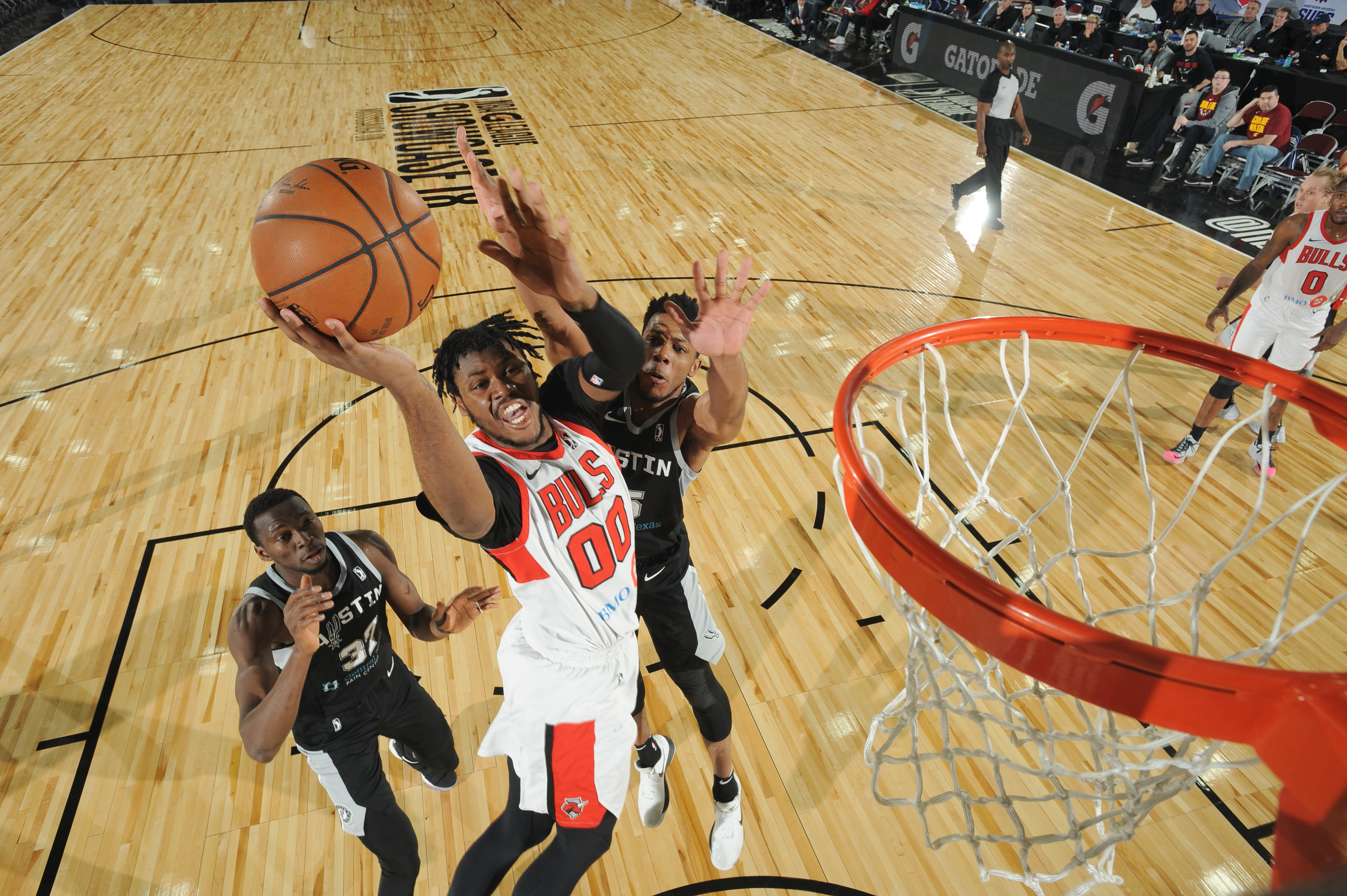 NBA G-League Showcase - Austin Spurs v Windy City Bulls