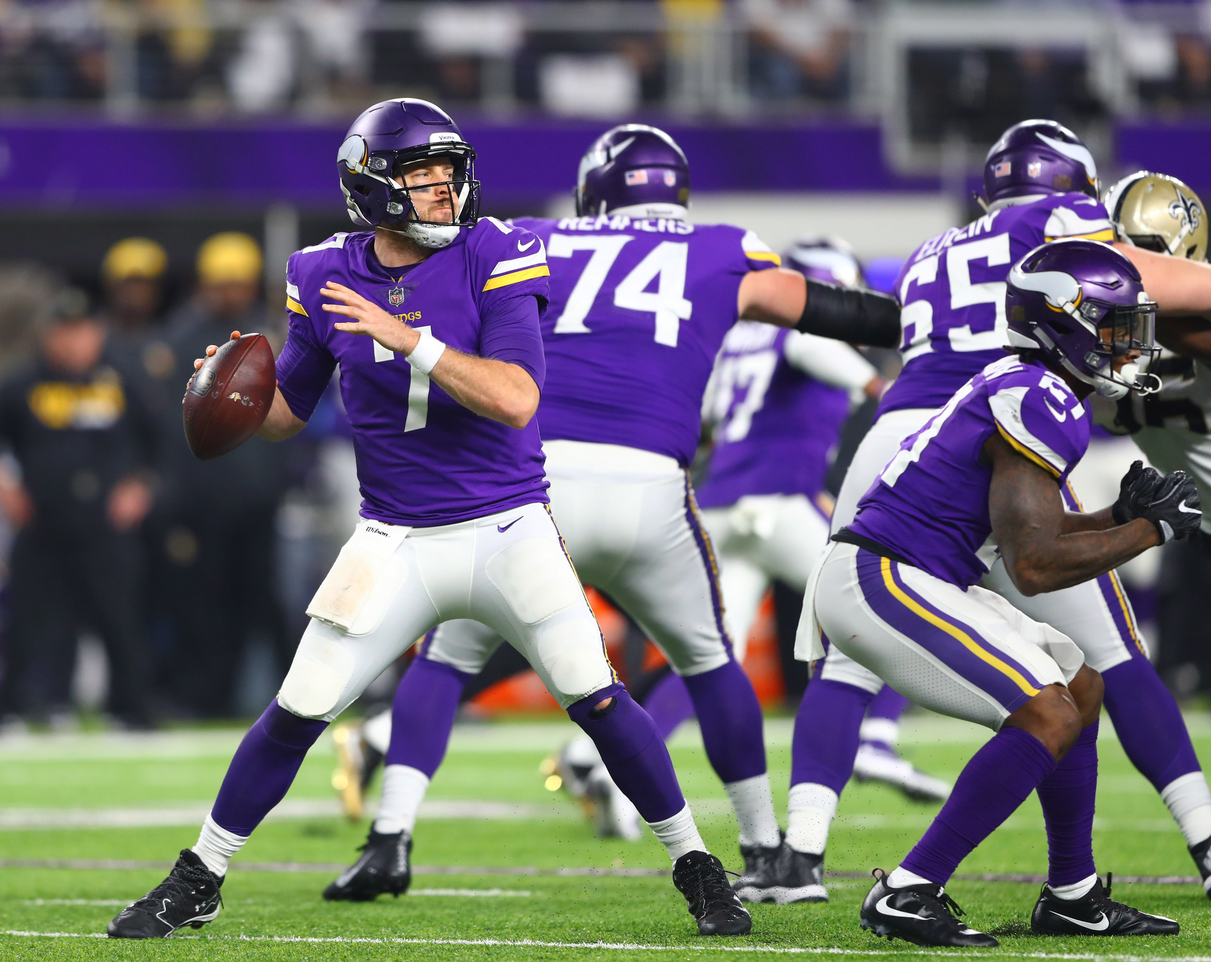 NFC Championship 2018 odds: Vikings set as road favorites against the Eagles
