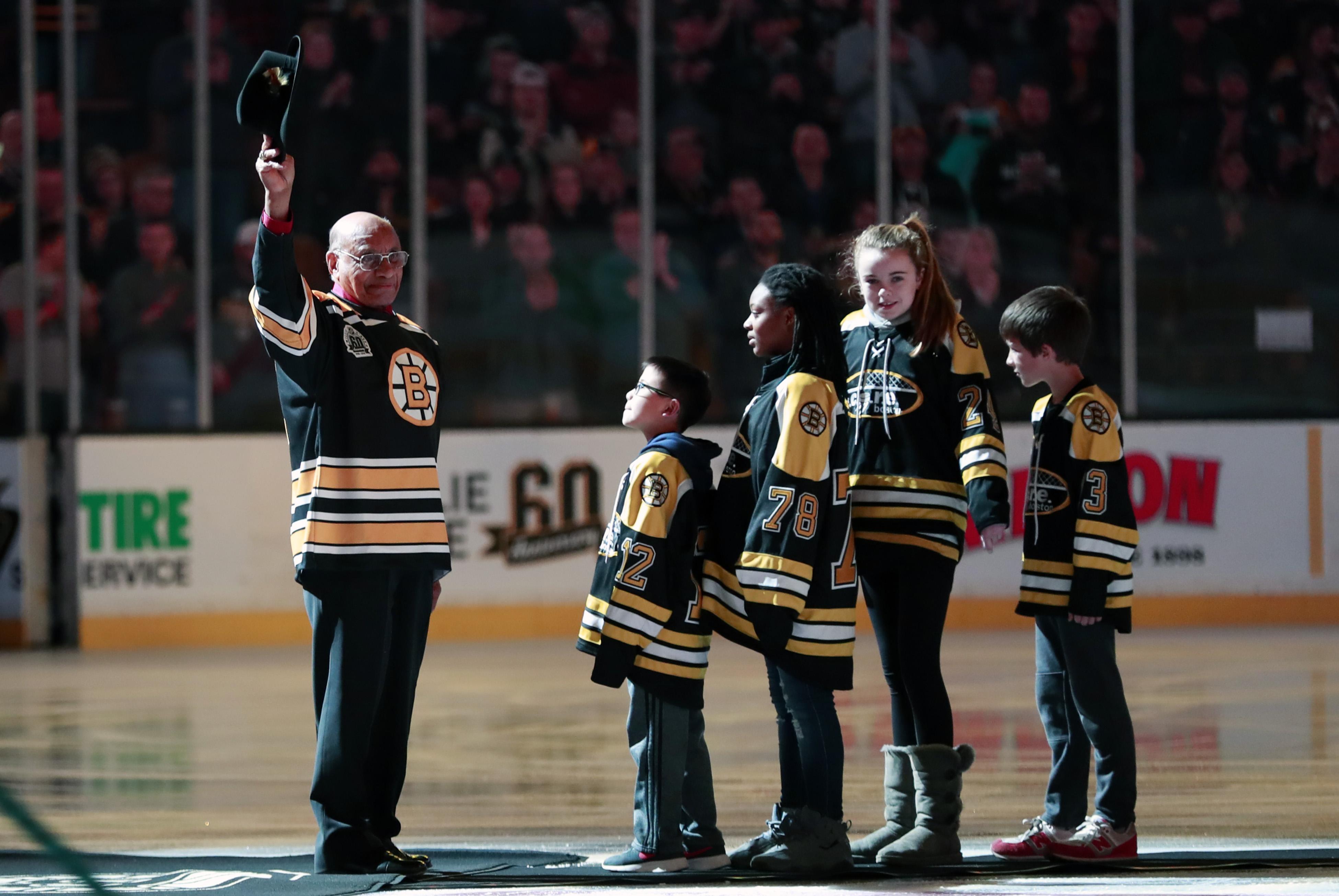 NHL: JAN 17 Canadiens at Bruins