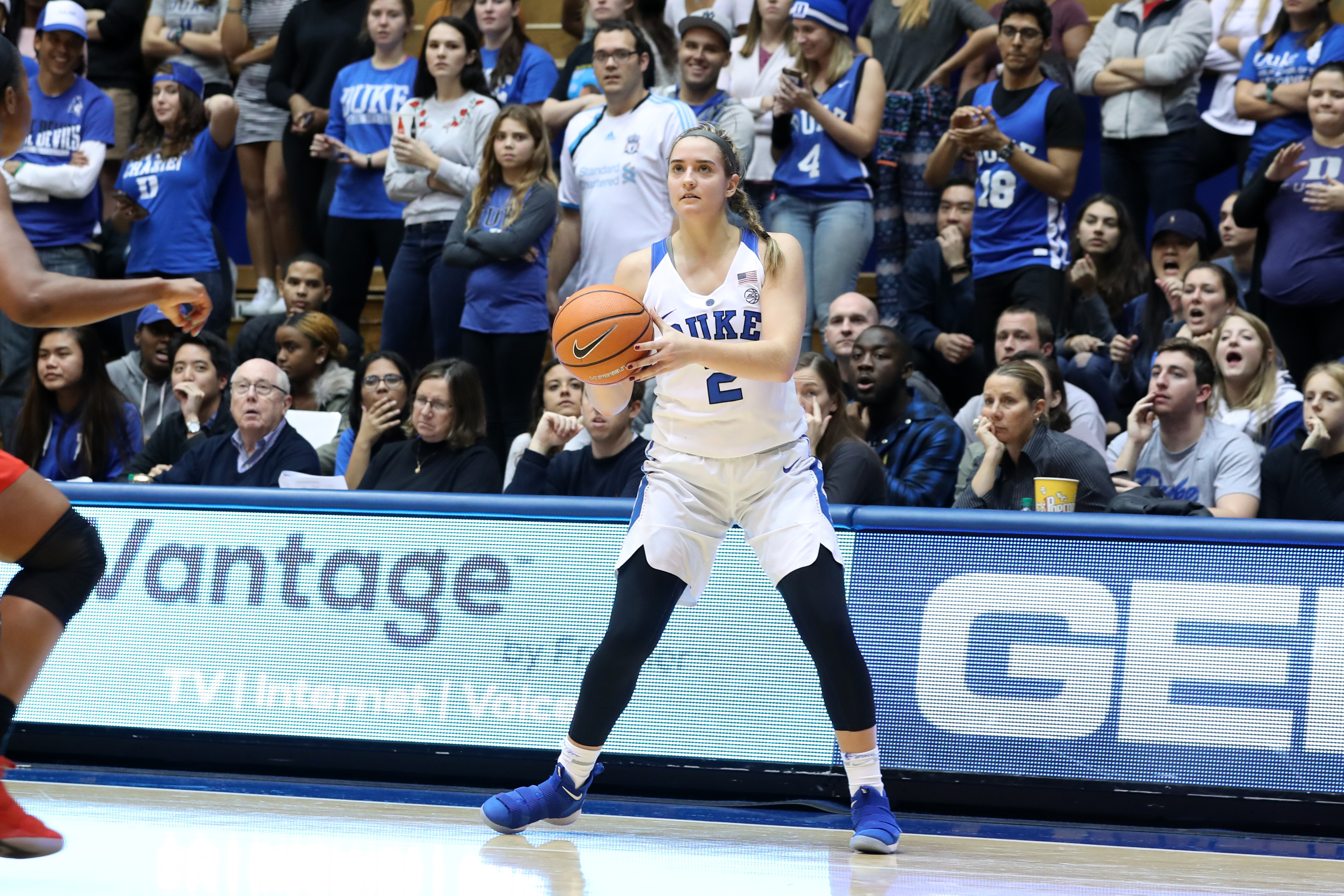 COLLEGE BASKETBALL: NOV 30 Women's - Ohio State at Duke