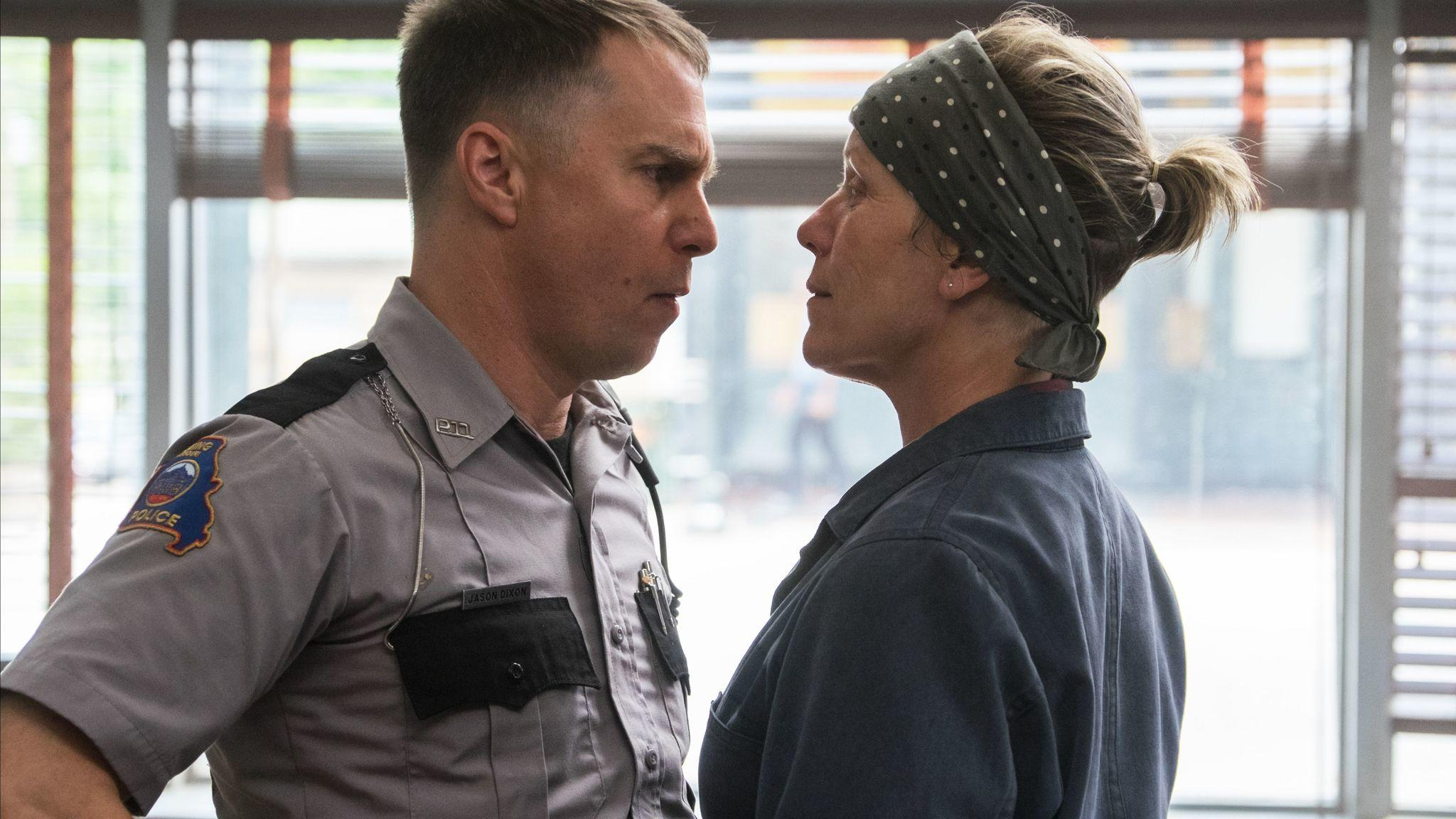 How Three Billboards went from film fest darling to awards-season controversy