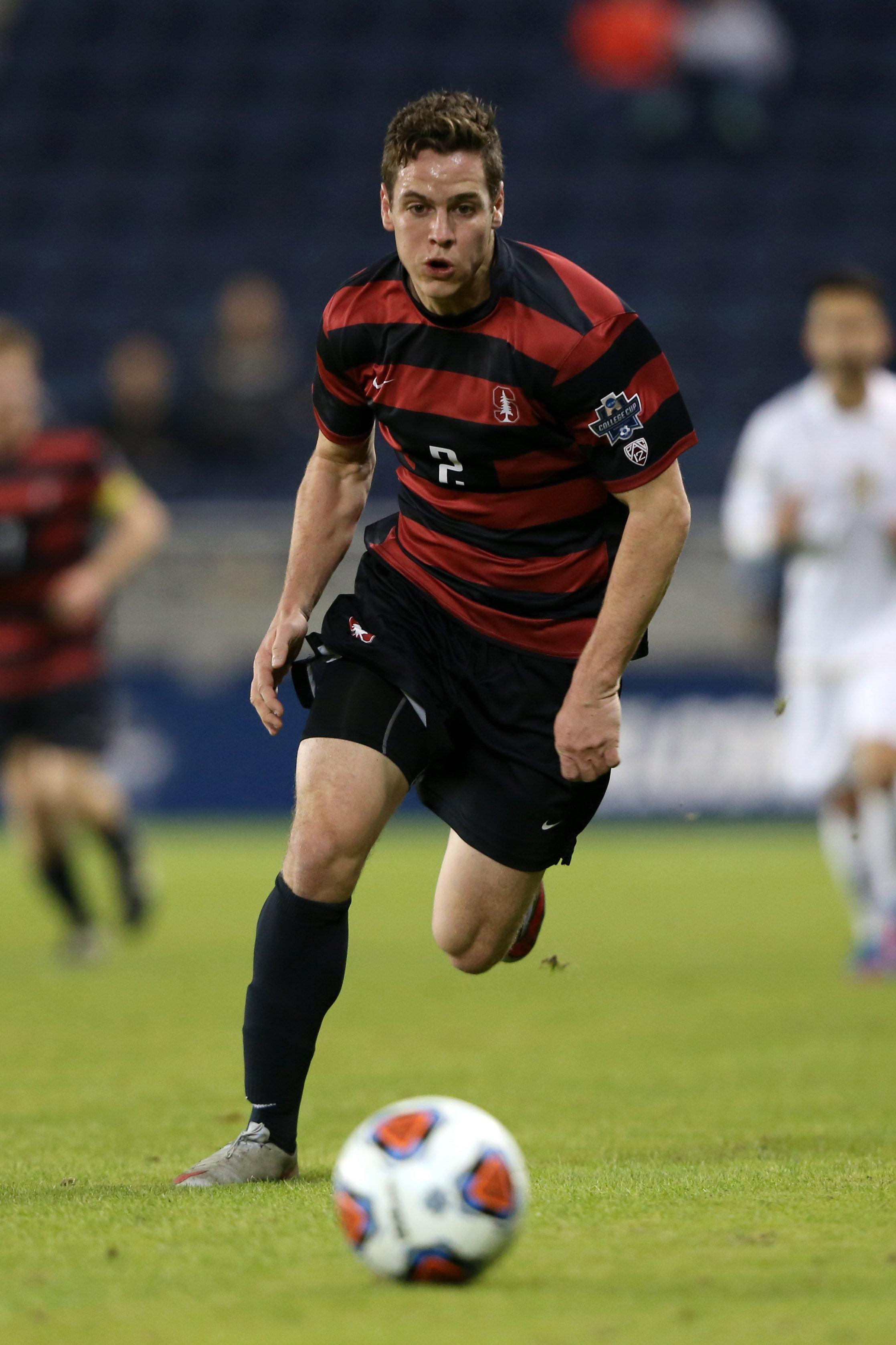 NCAA SOCCER: DEC 11 Men's College Cup - Akron v Stanford