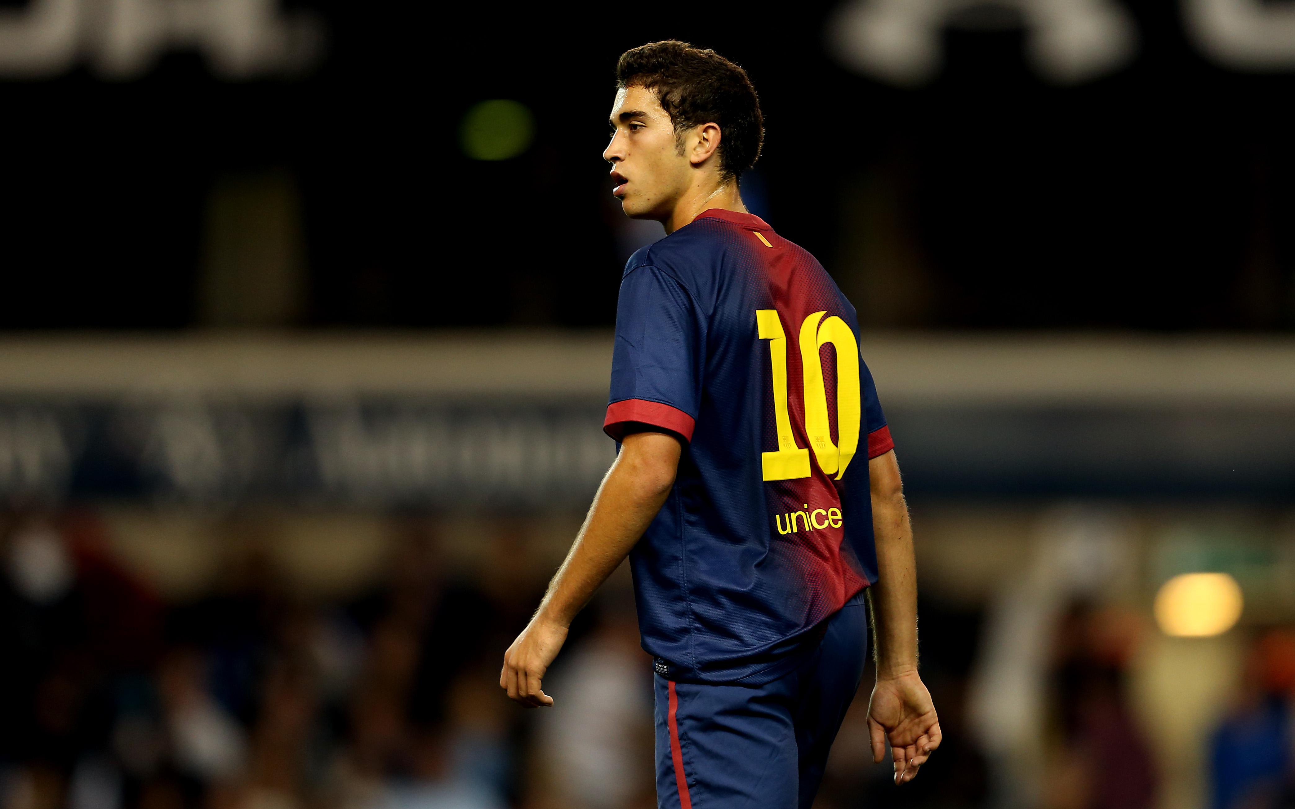 Soccer - The NextGen Series - Tottenham Hotspur U19 v Barcelona U19 - White Hart Lane