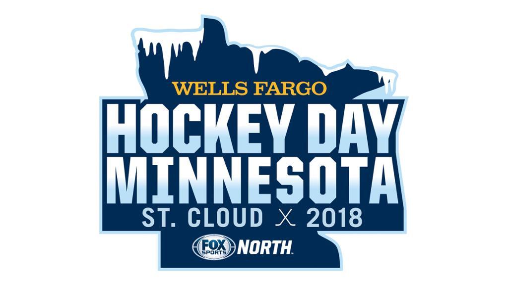 Hockey Day Minnesota 2018 St. Cloud Recap