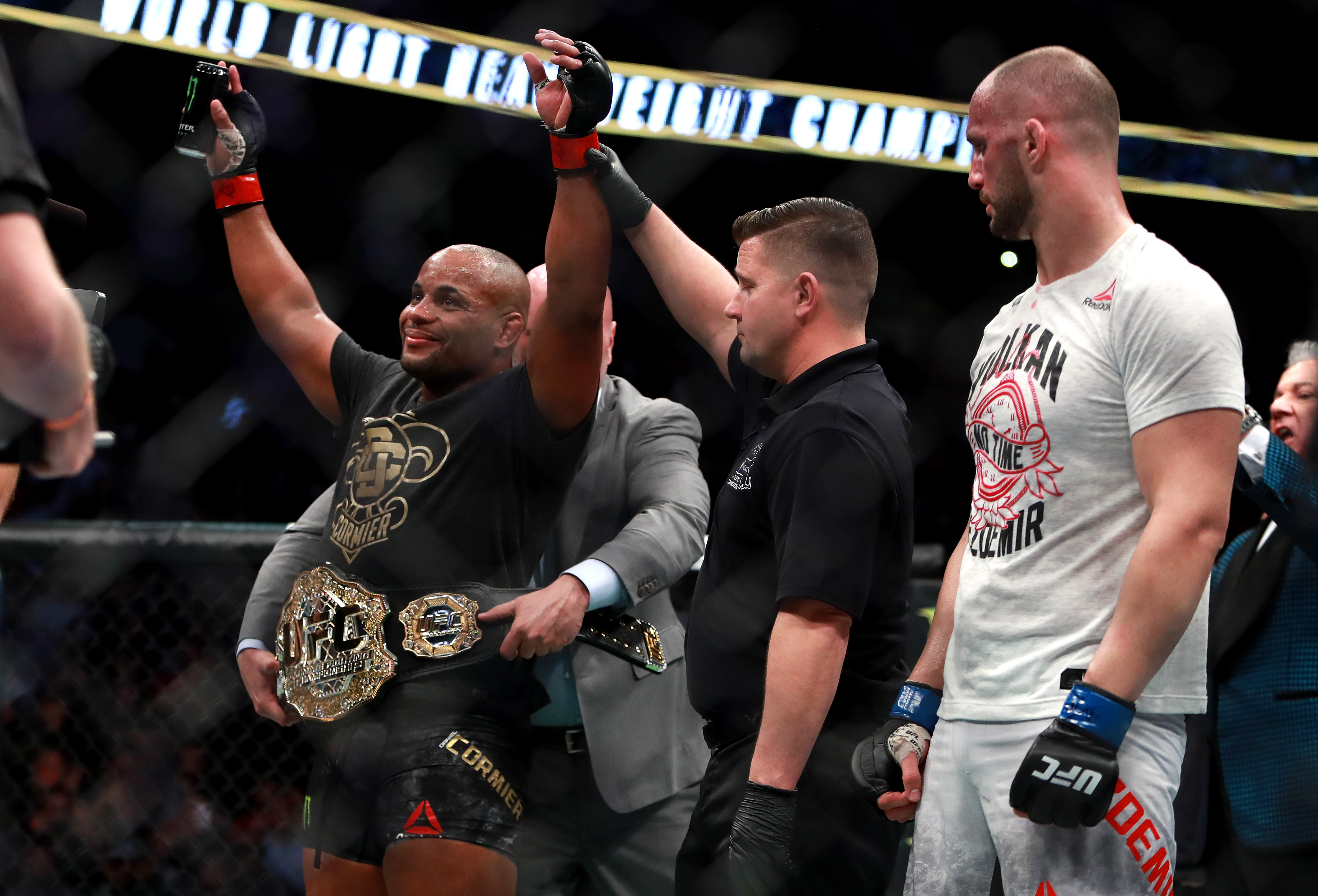 Daniel Cormier: champion age is not an obstacle