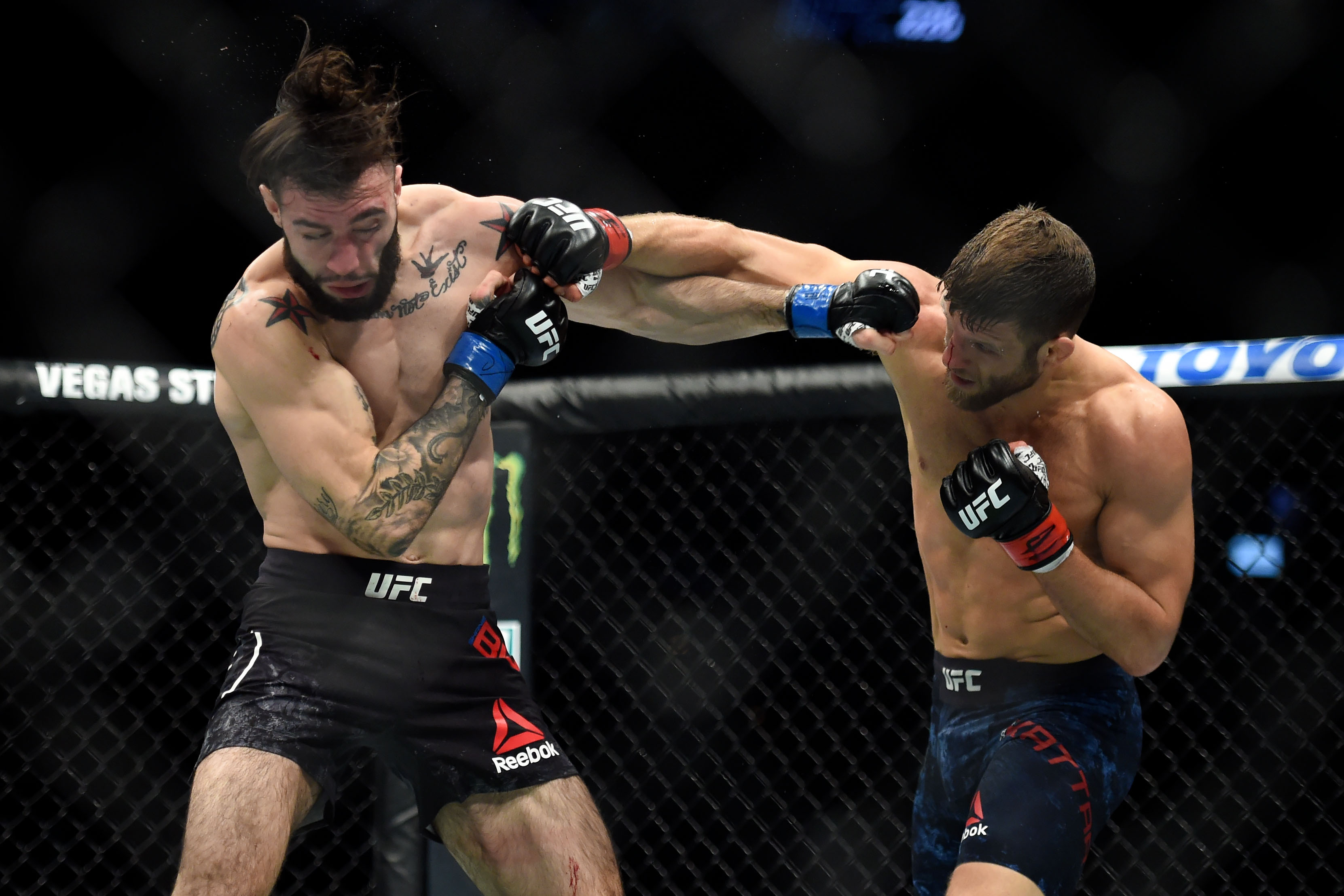 MMA: UFC 220- Kattar vs Burgos