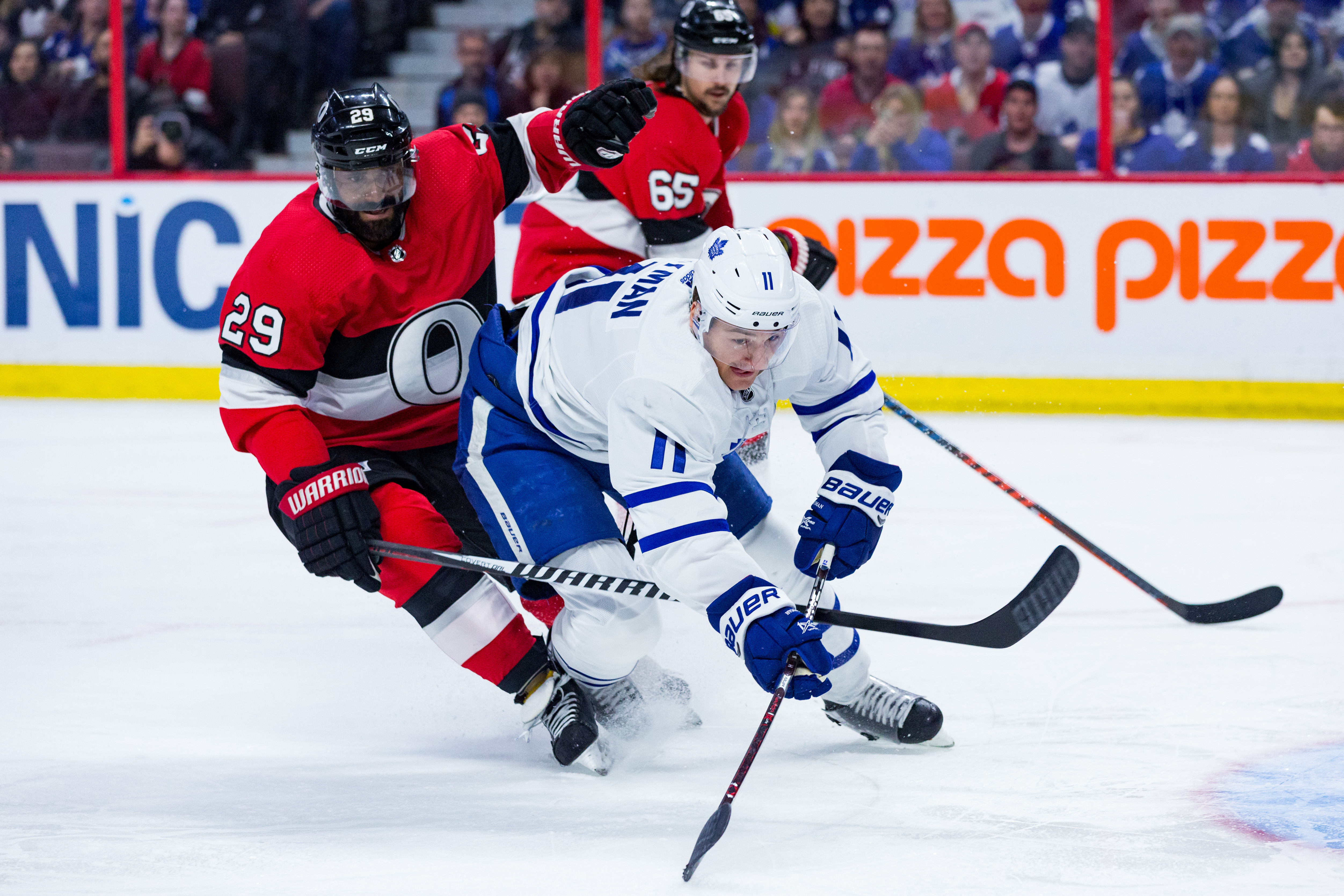 NHL: JAN 20 Maple Leafs at Senators