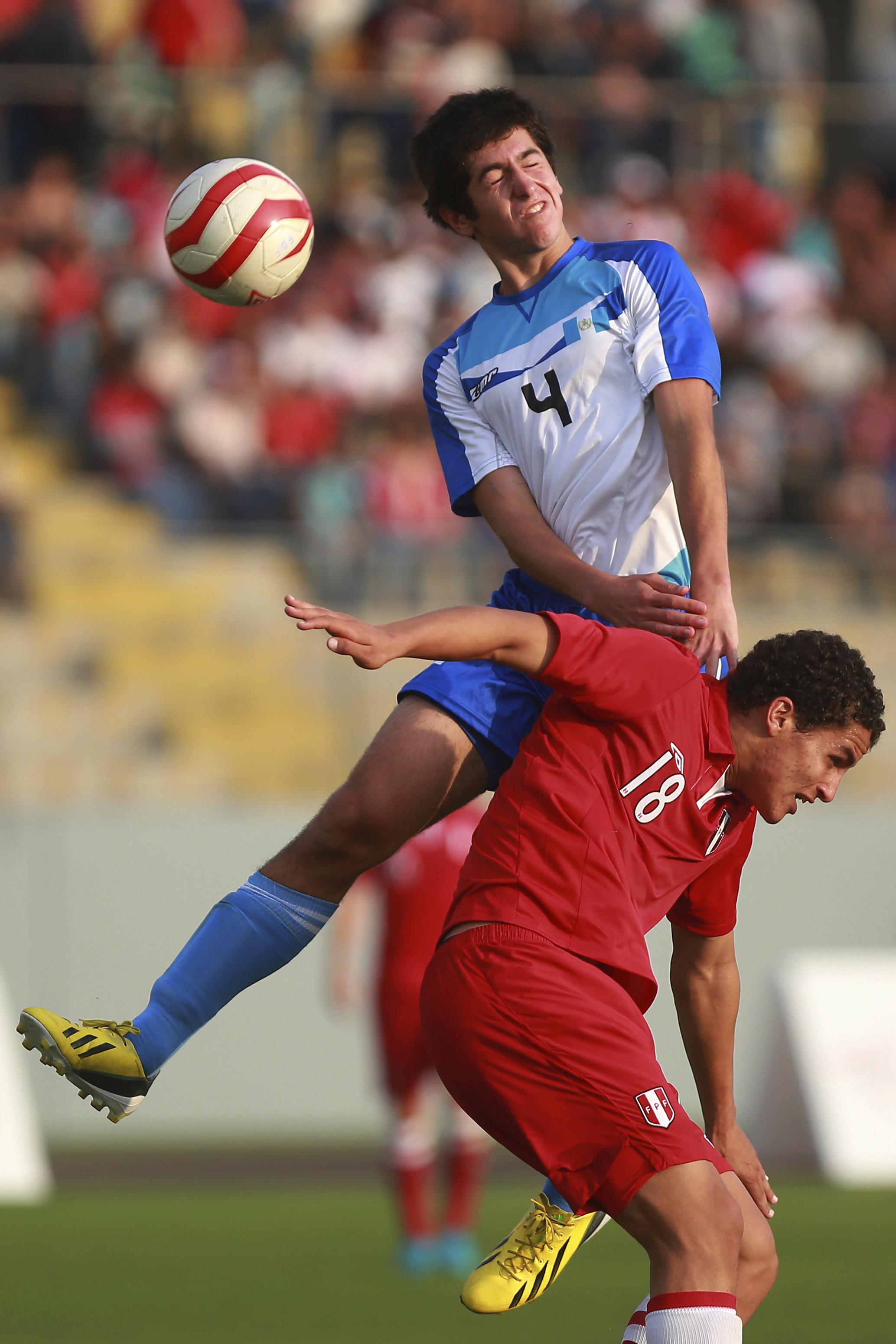 XVII Bolivarian Games Trujillo 2013 - Football